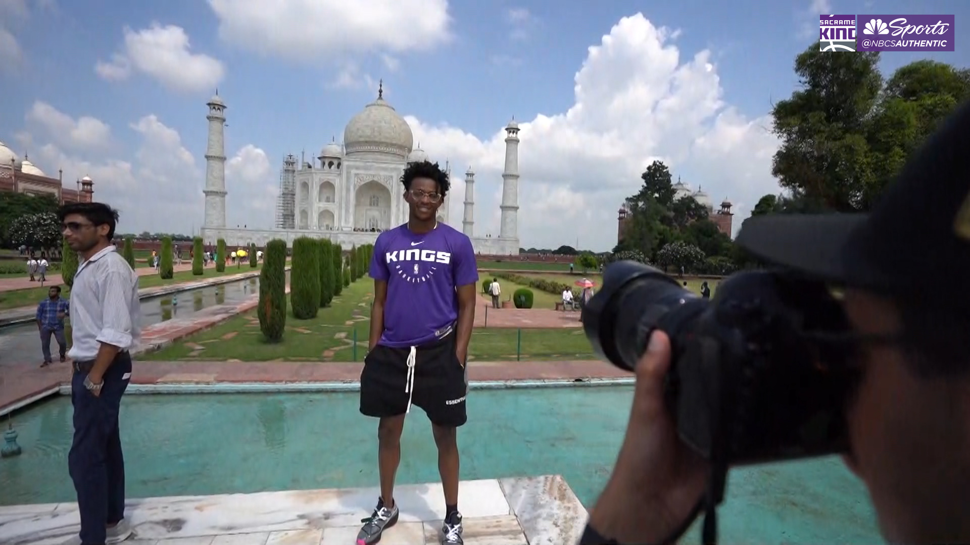 Vivek Ranadive: Sacramento Kings trip to Taj Mahal 'beyond words'