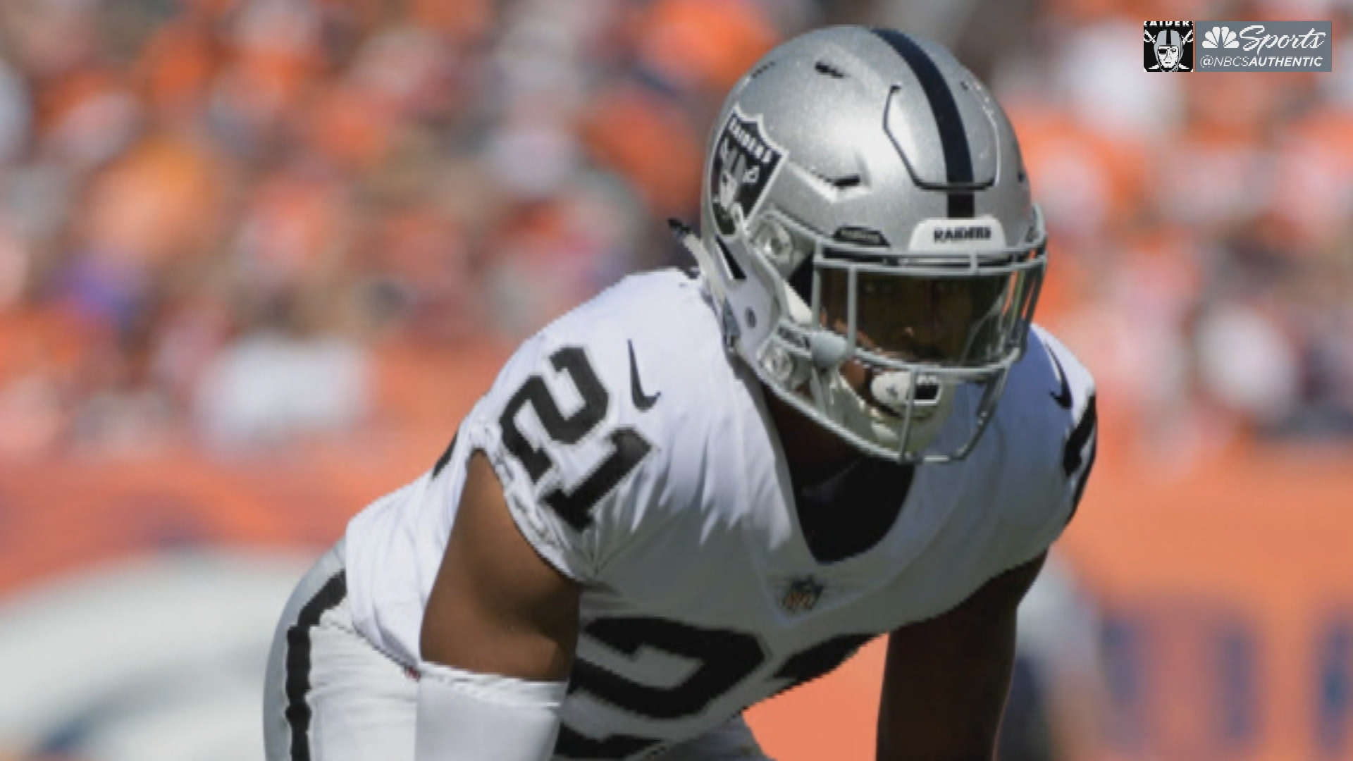 Raiders Player to Watch vs. Colts in Week 8: Gareon Conley