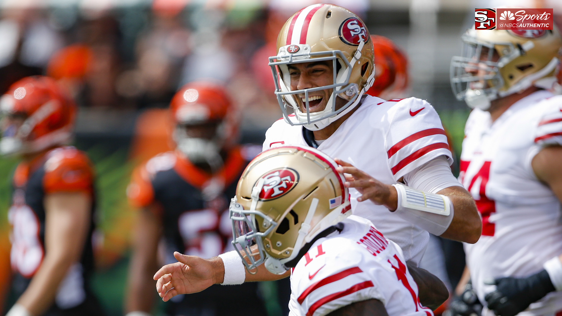 49ers 41, Bengals 17: San Francisco rolls to 2-0 start to 2019 NFL