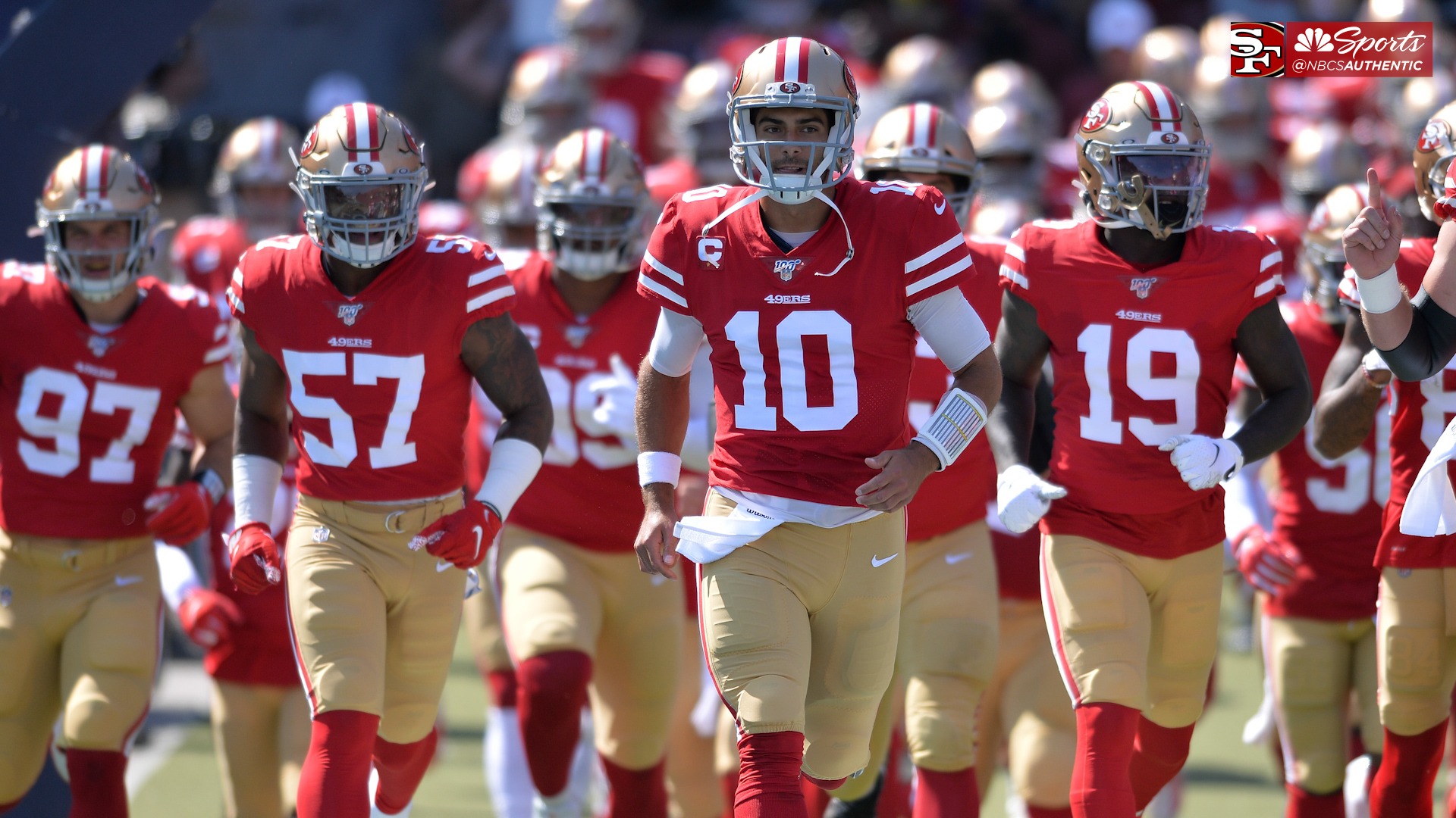 Inside the numbers: Breaking down the 49ers' dominant 5-0 start