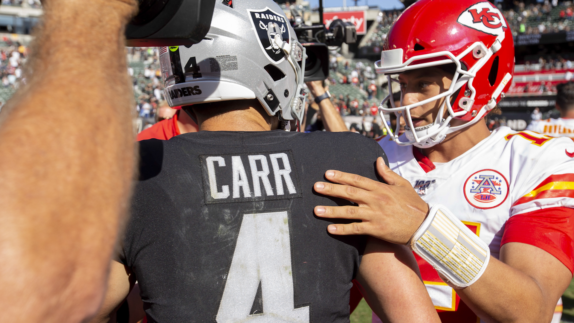 Jon Gruden, Derek Carr assess what went wrong in Raiders' loss to