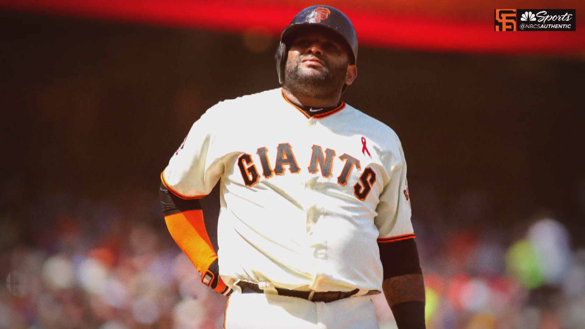 Pablo Sandoval the latest Giant to lose season to injury