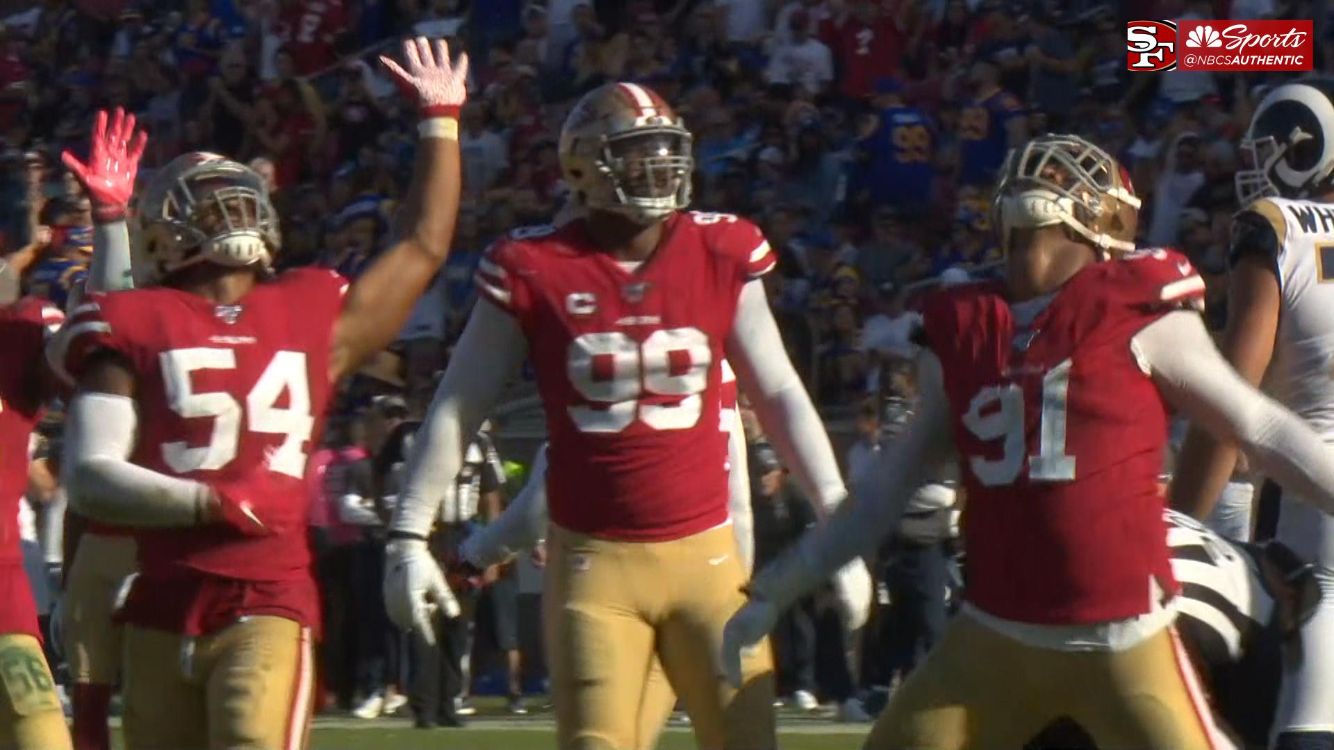 Kyle Shanahan: 49ers haven't 'arrived' just yet