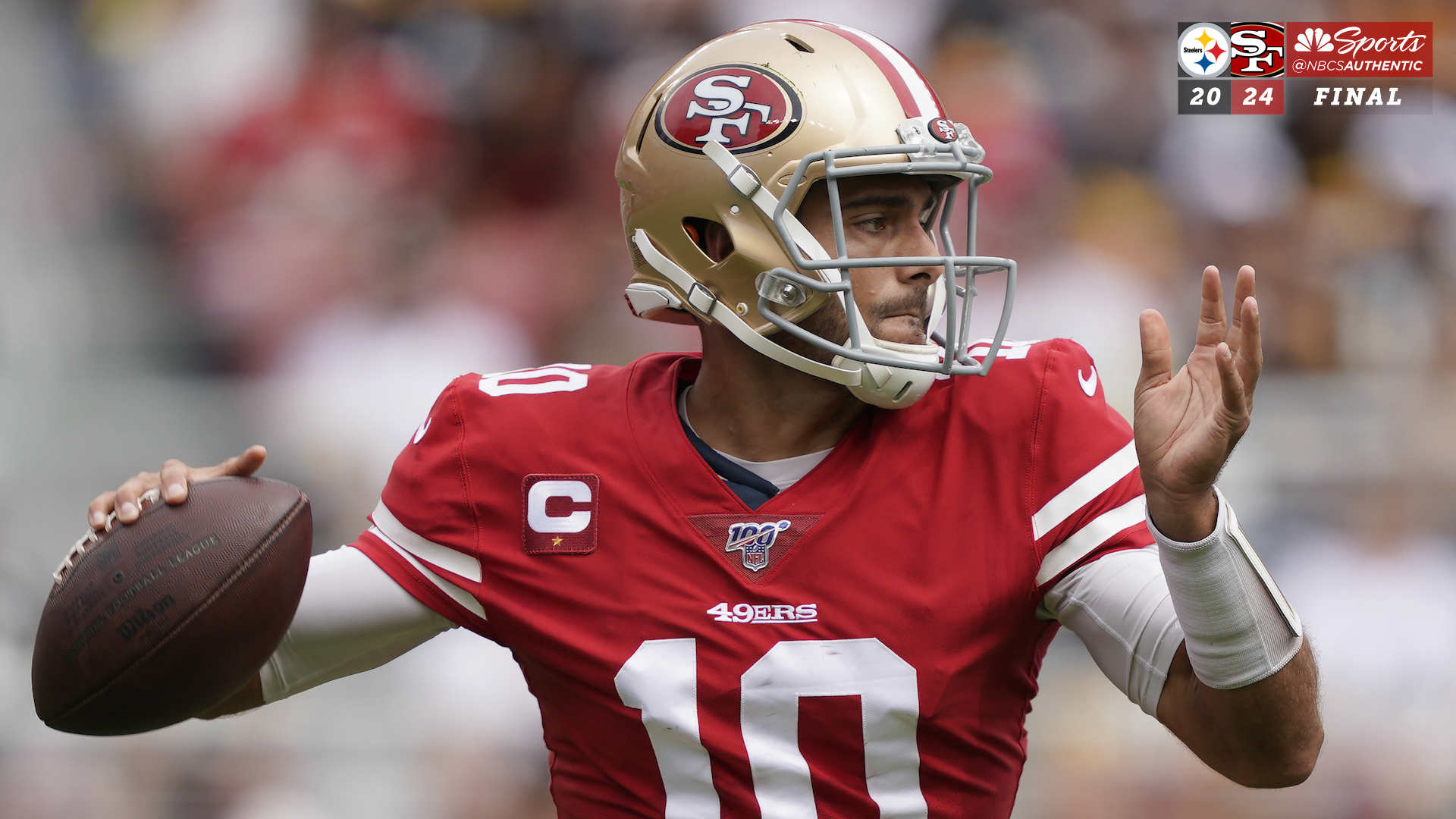 Matt Maiocco explains how Jimmy Garoppolo played 'finest' game as 49er