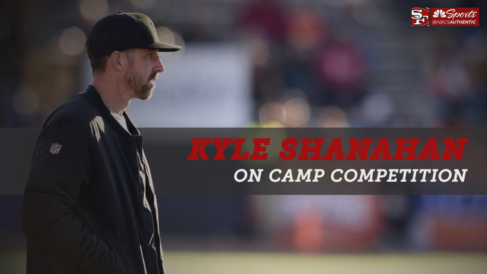 49ers OTAs: Kyle Shanahan trying to build foundation without key starters