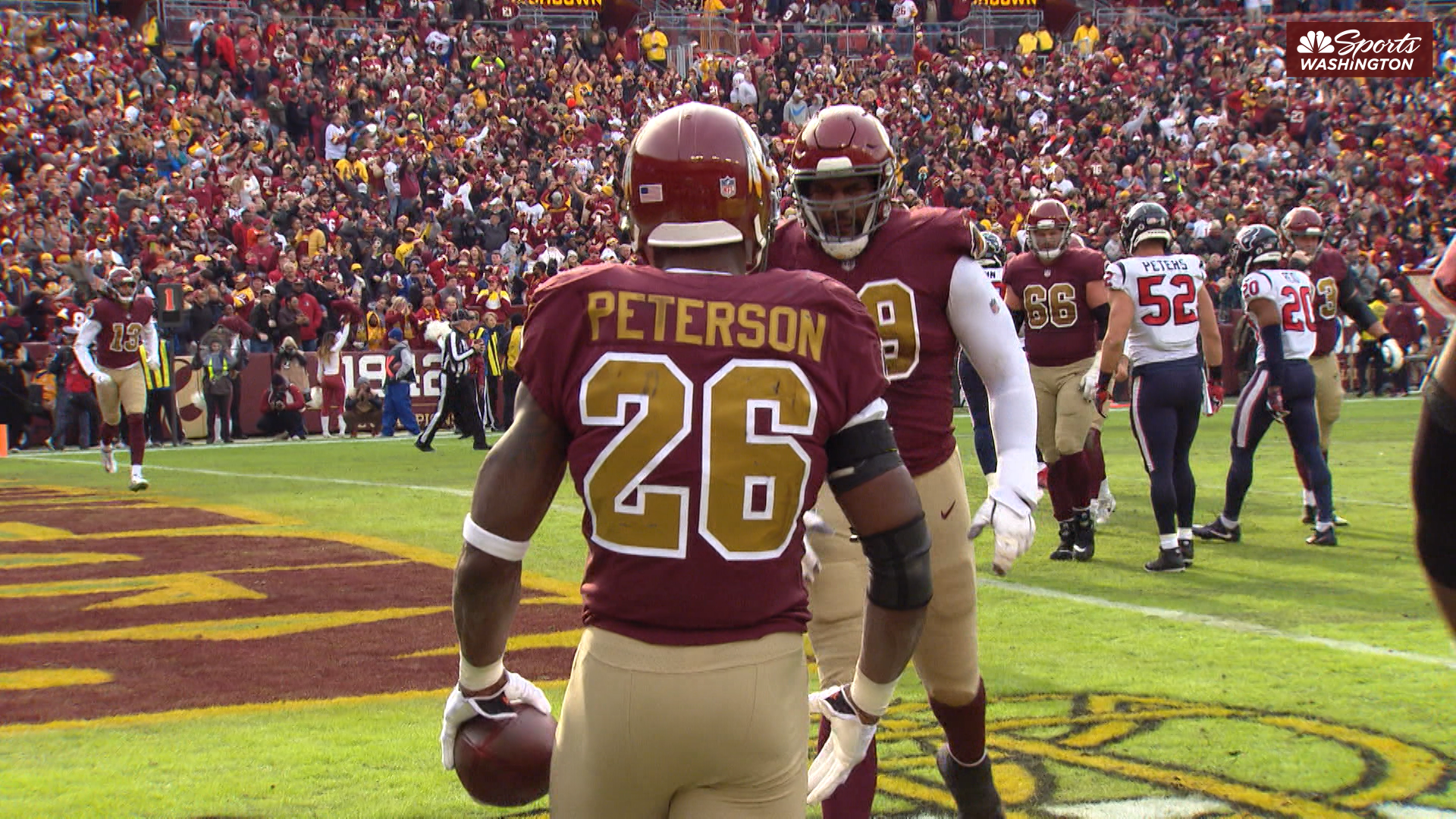 Jay Gruden addresses the reports surrounding Adrian Peterson