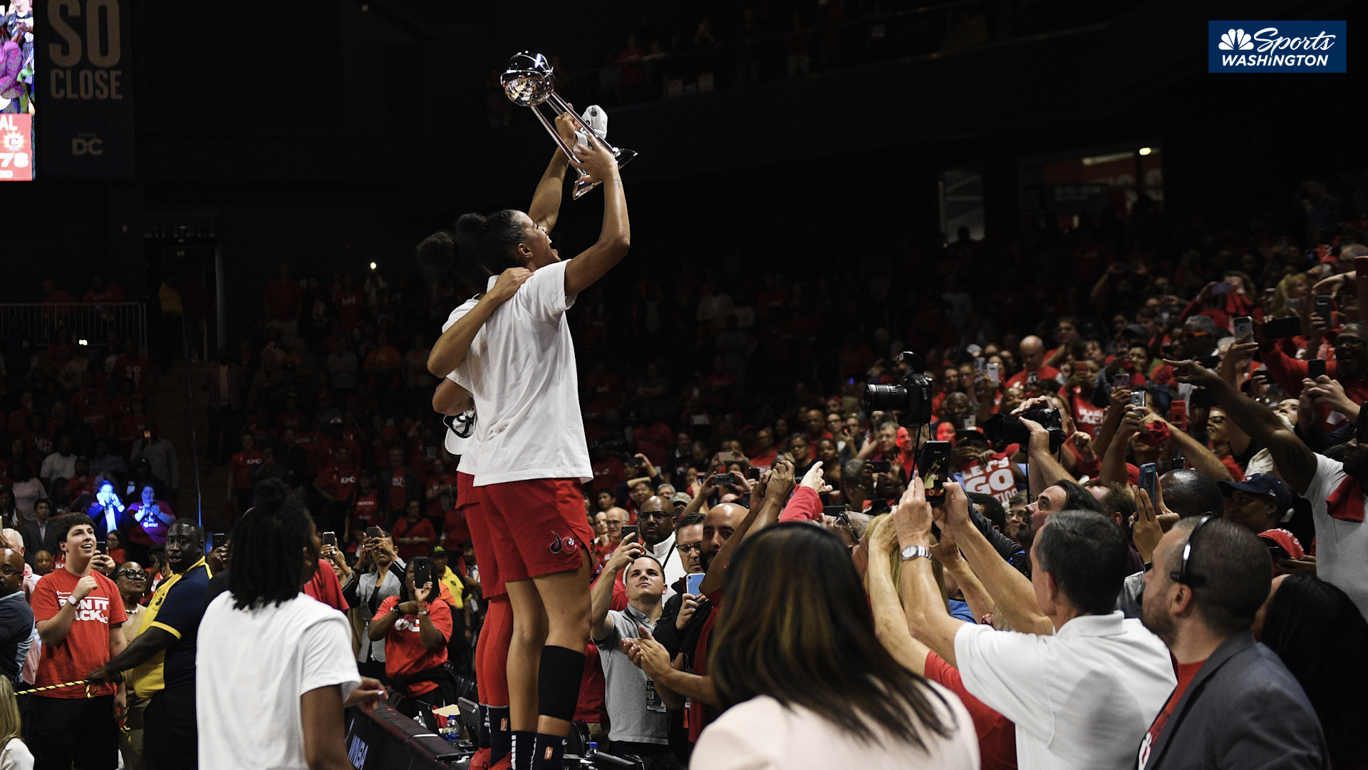 District of Champions: Washington Mystics win first WNBA title