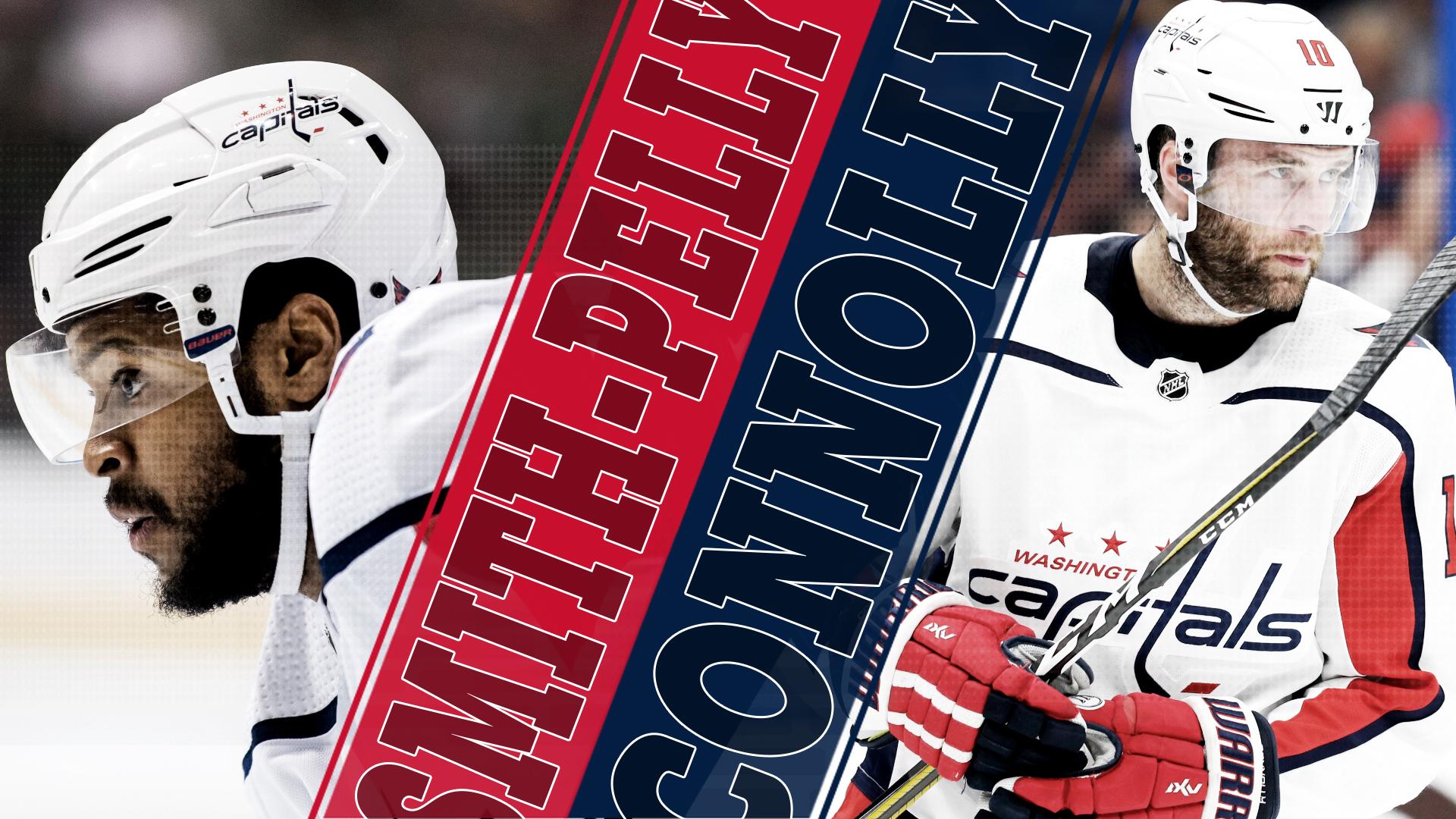 Capitals free agency goals: Devante Smith-Pelly vs Brett Connolly