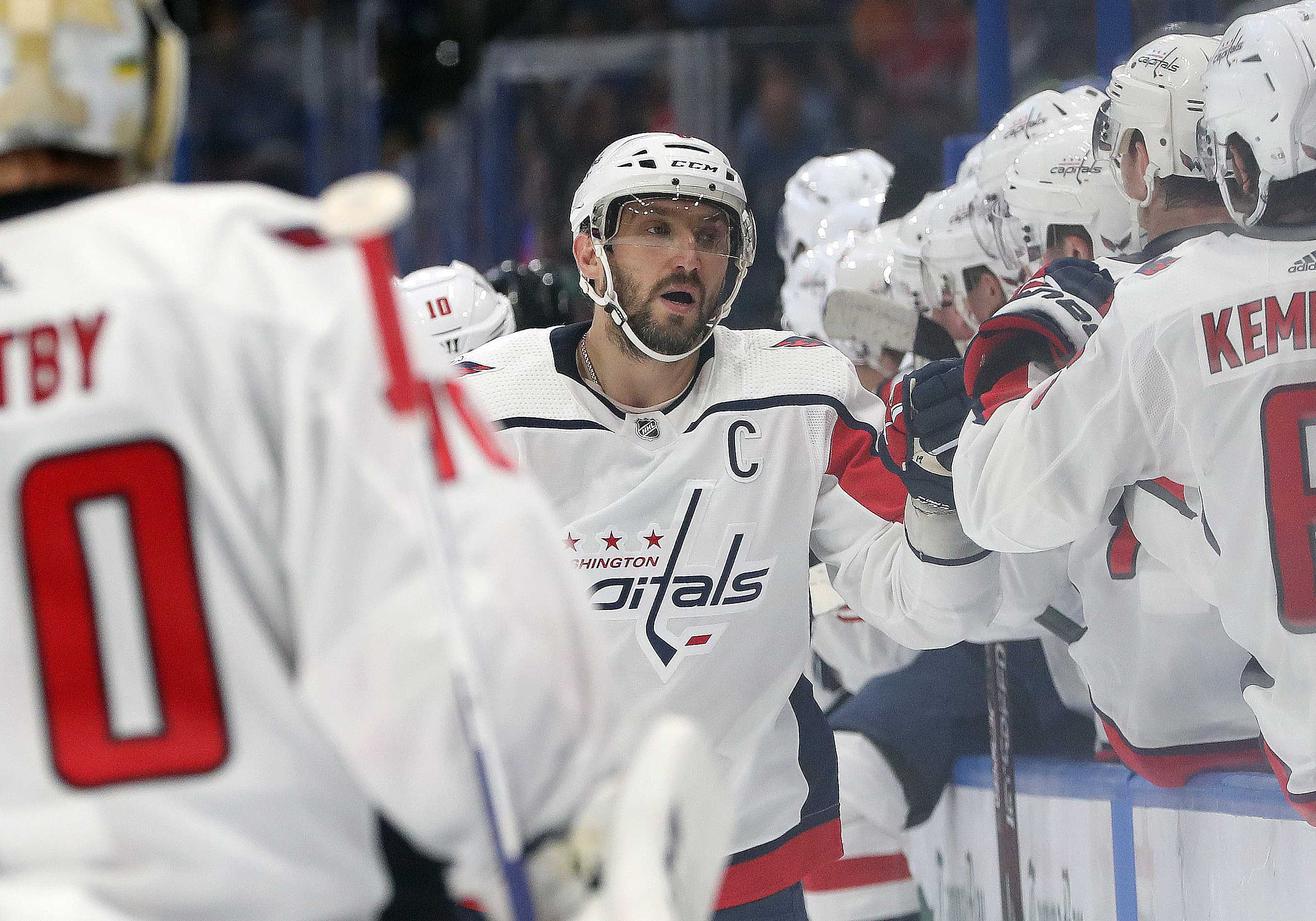 Lightning In A Bottle: Can the Capitals contain the Bolts down the stretch?
