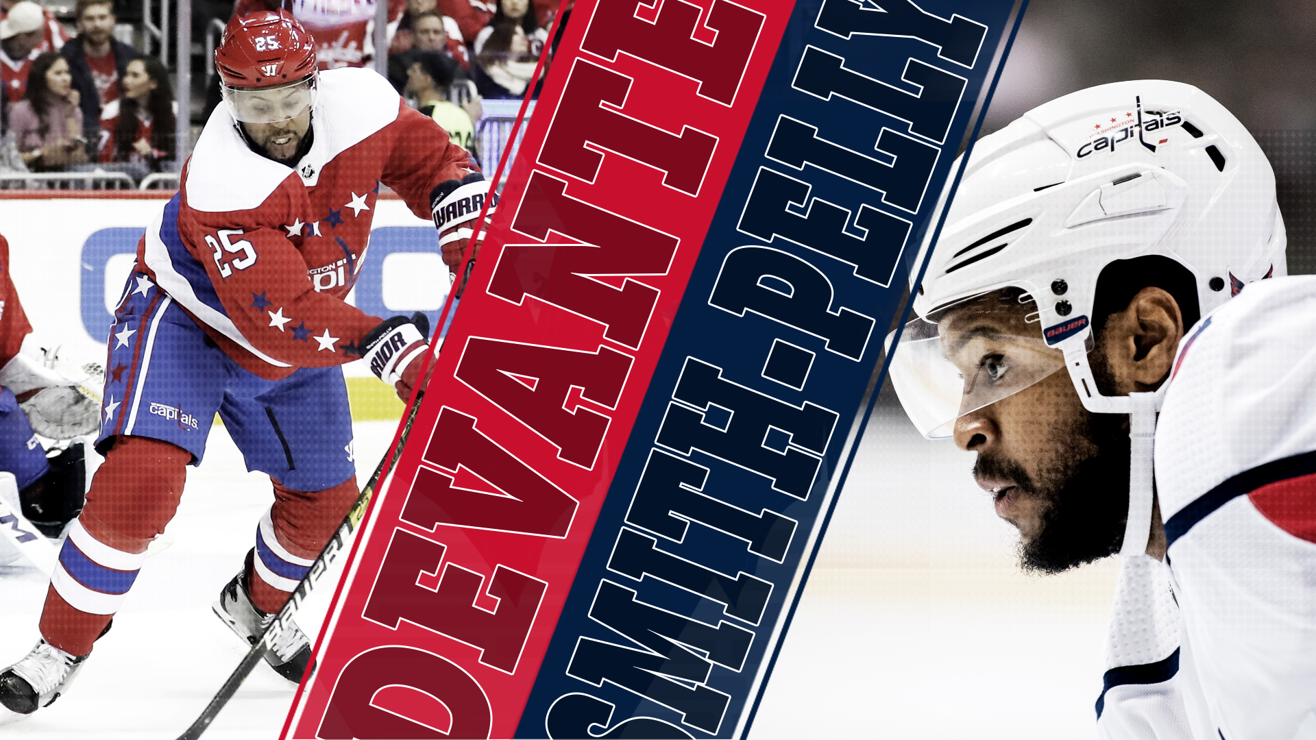 Caps free agency goals: Should the Caps re-sign Devante Smith-Pelly?