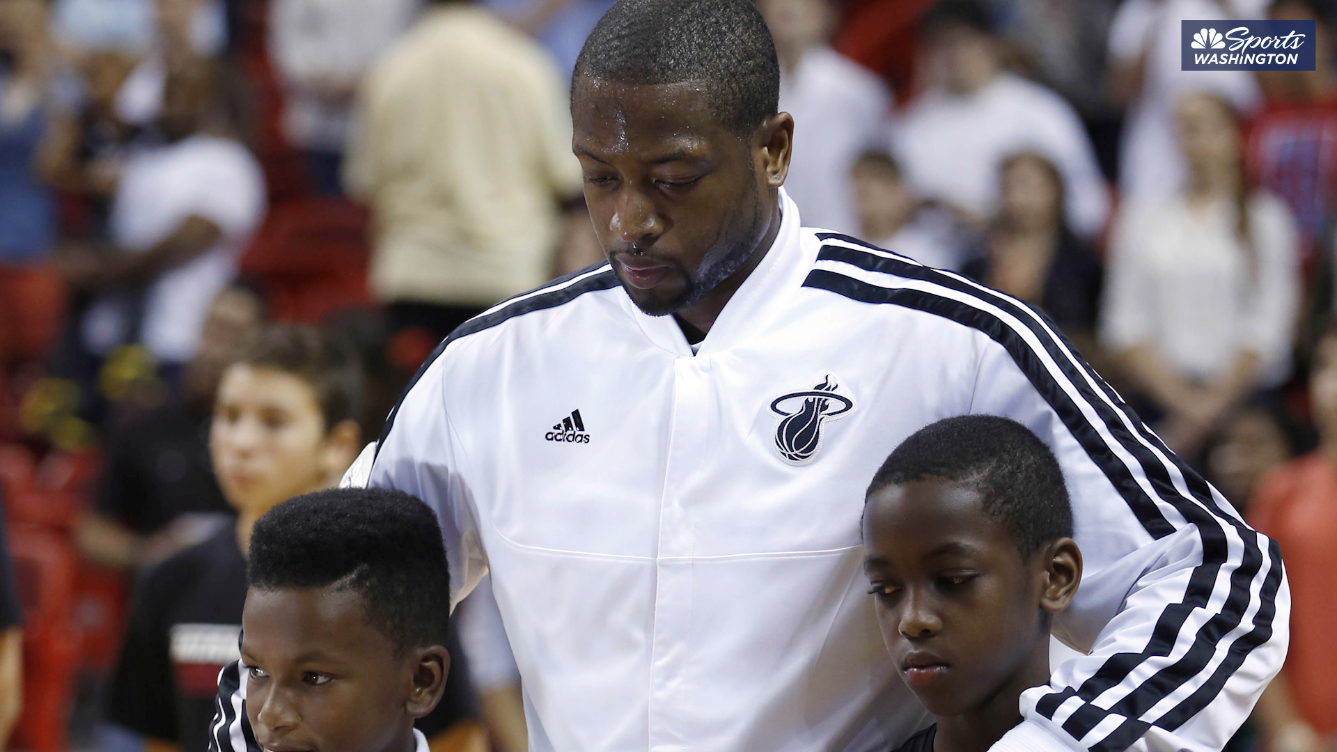 All-Star Fathers: Dwyane Wade & Bradley Beal full-circle