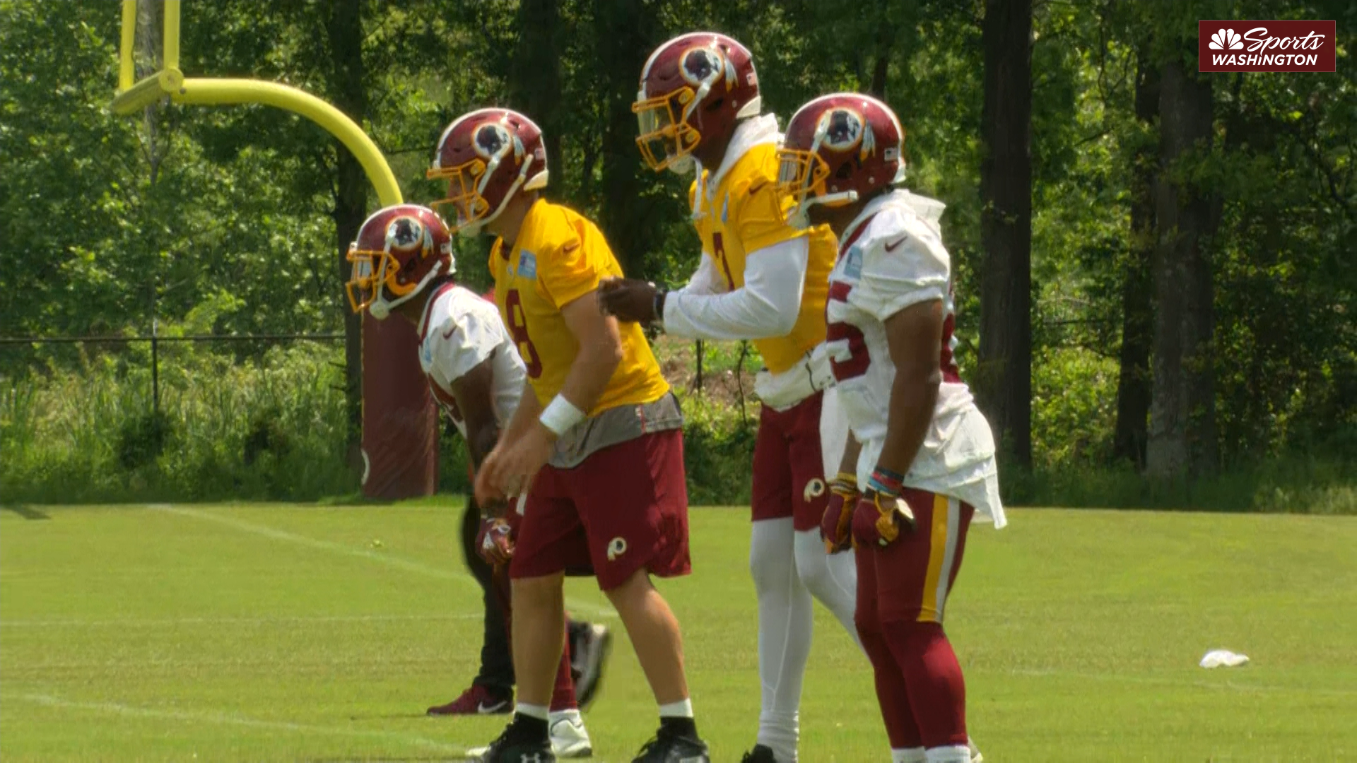 D.C. Sports Live Fresh Take: Who will win the Redskins QB battle?