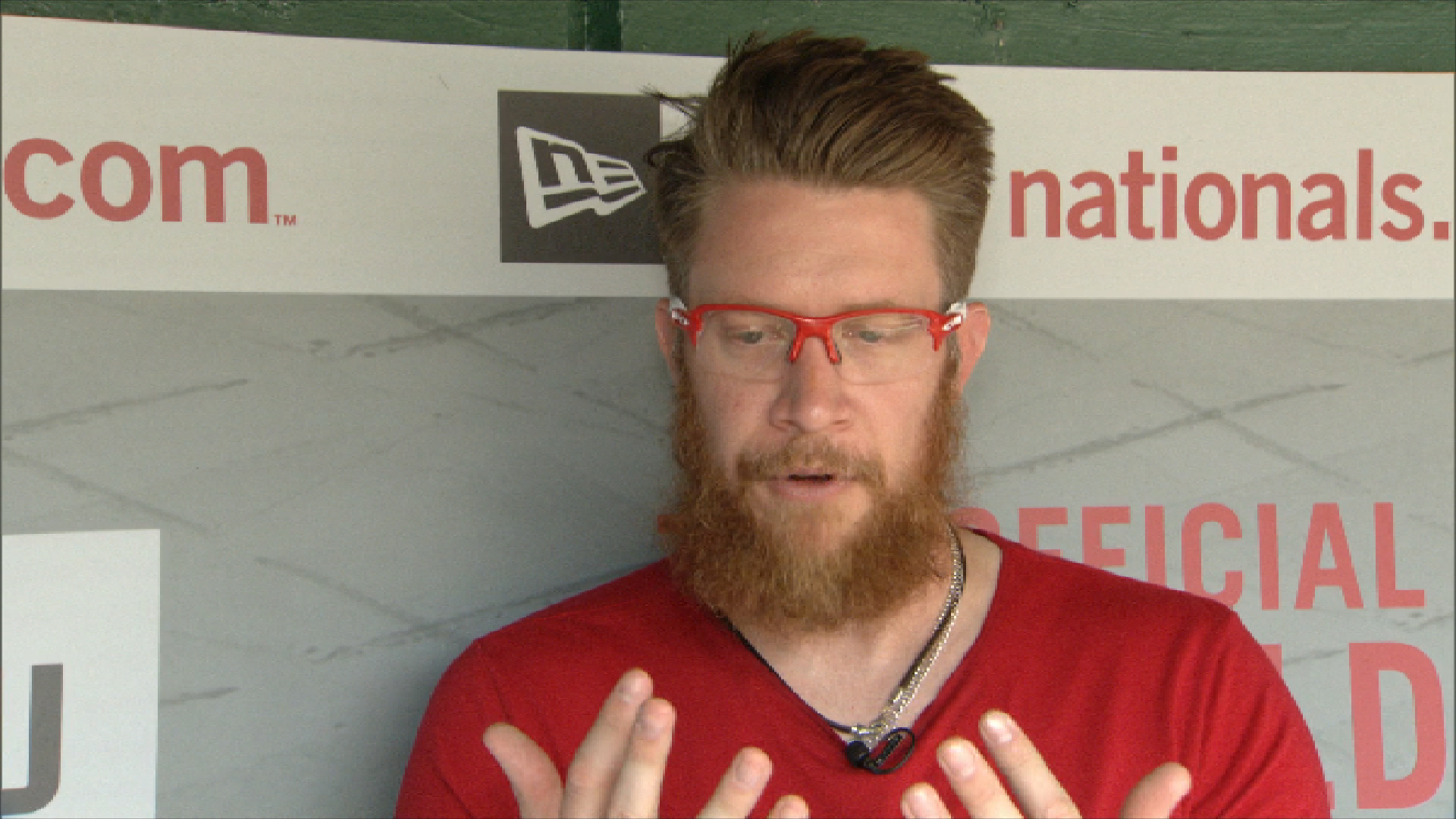 Sean Doolittle talks Game of Thrones conflict with Sunday Night Baseball