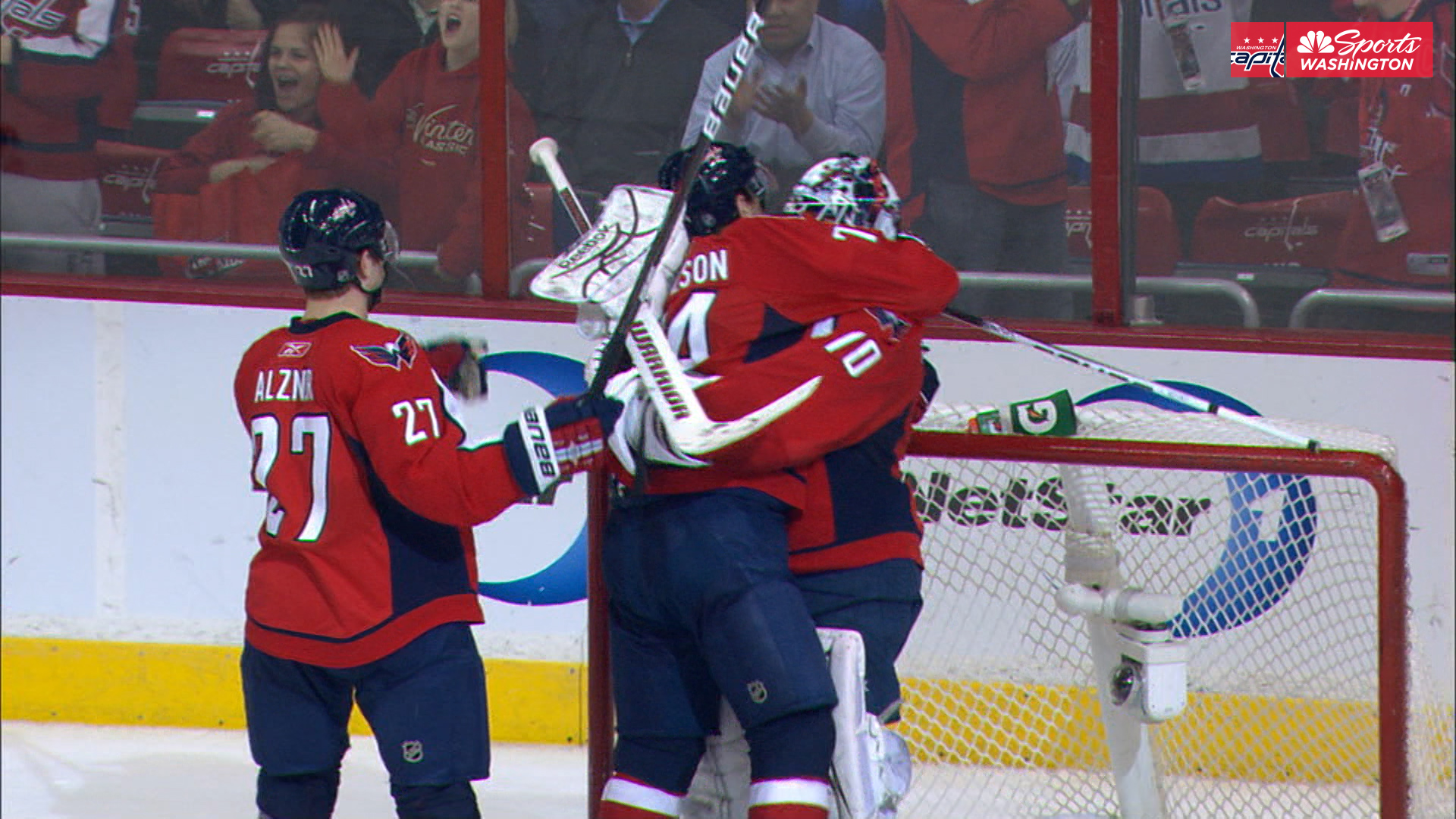 Braden Holtby ties Capitals franchise shutout record on his anniversary 0bf15deca