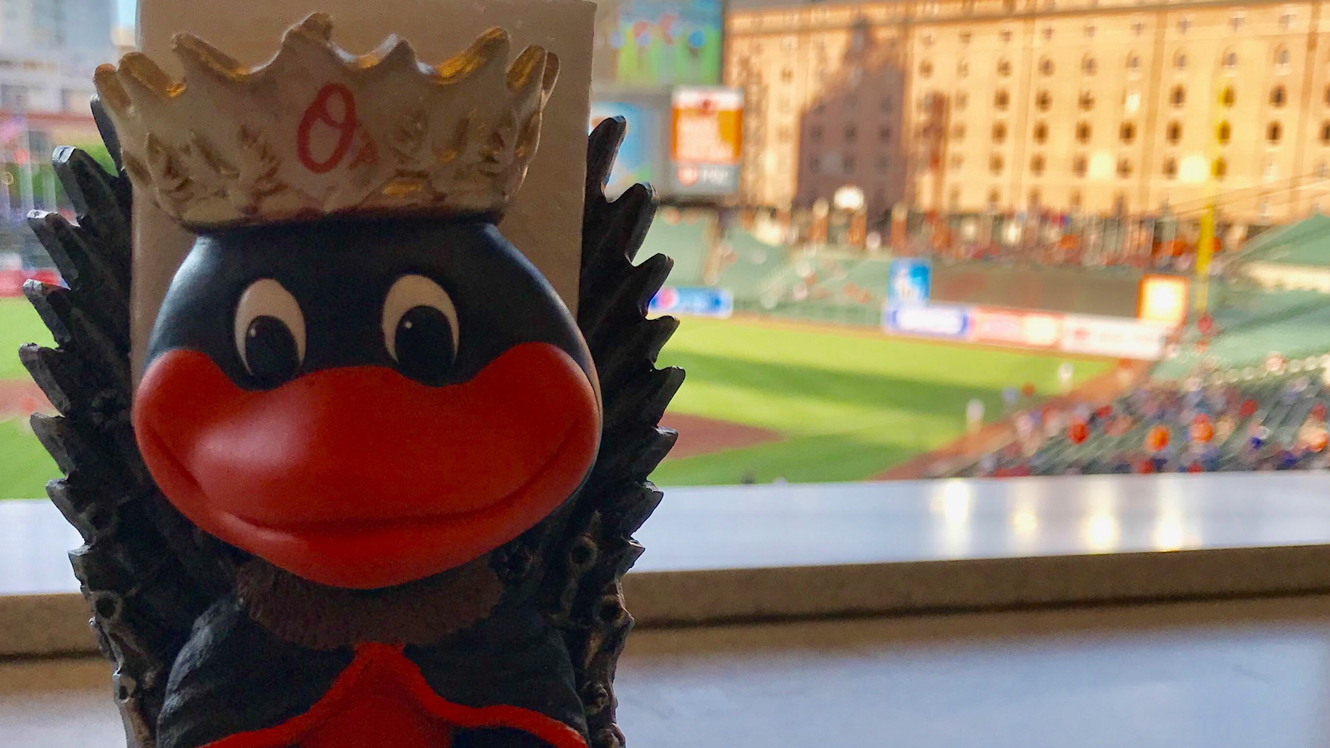After finale, Orioles vote for which teammate should sit on the Iron Throne