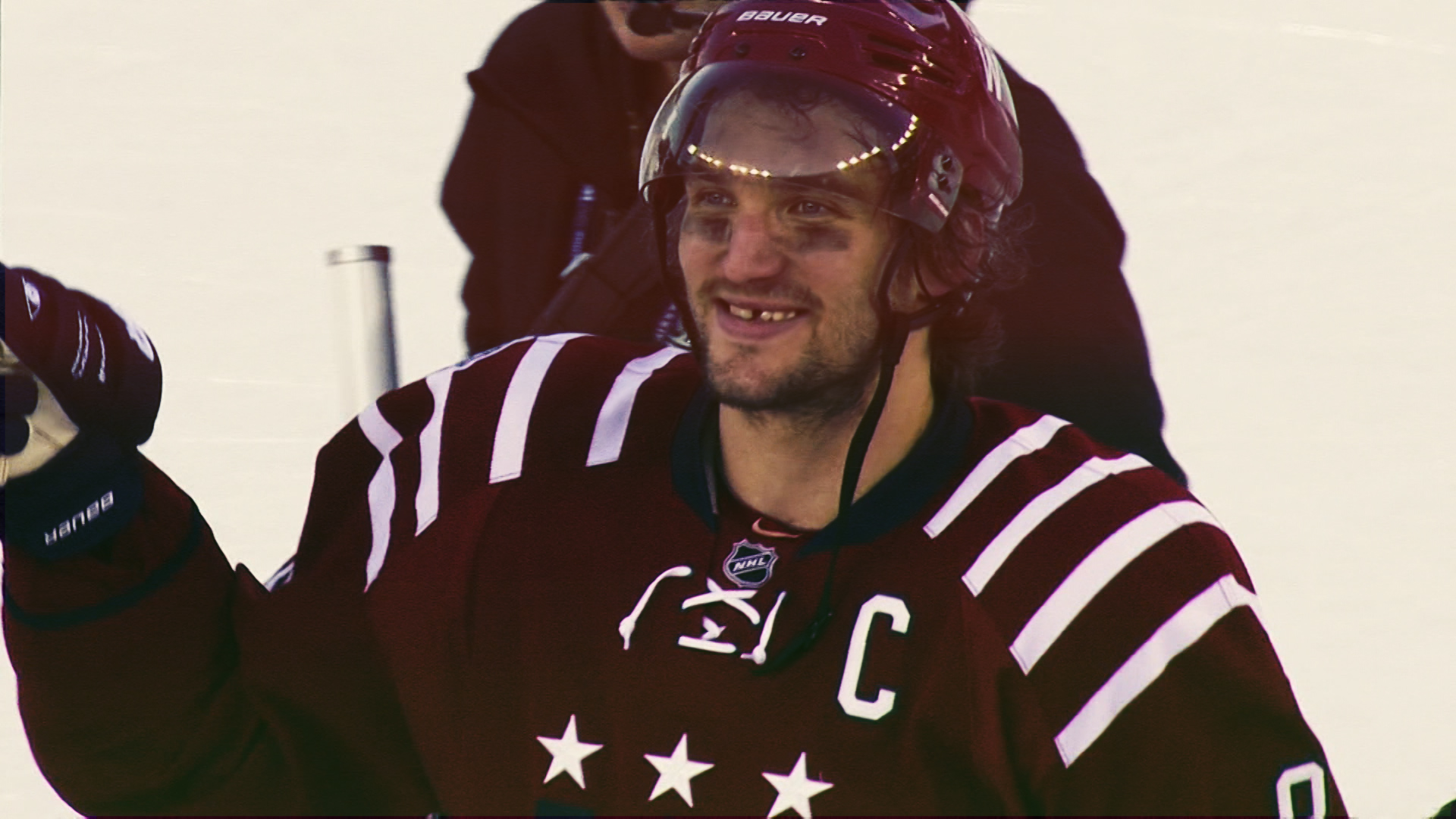 Month of Ovi: Ovechkin assists Brouwer's Winter Classic game-winner