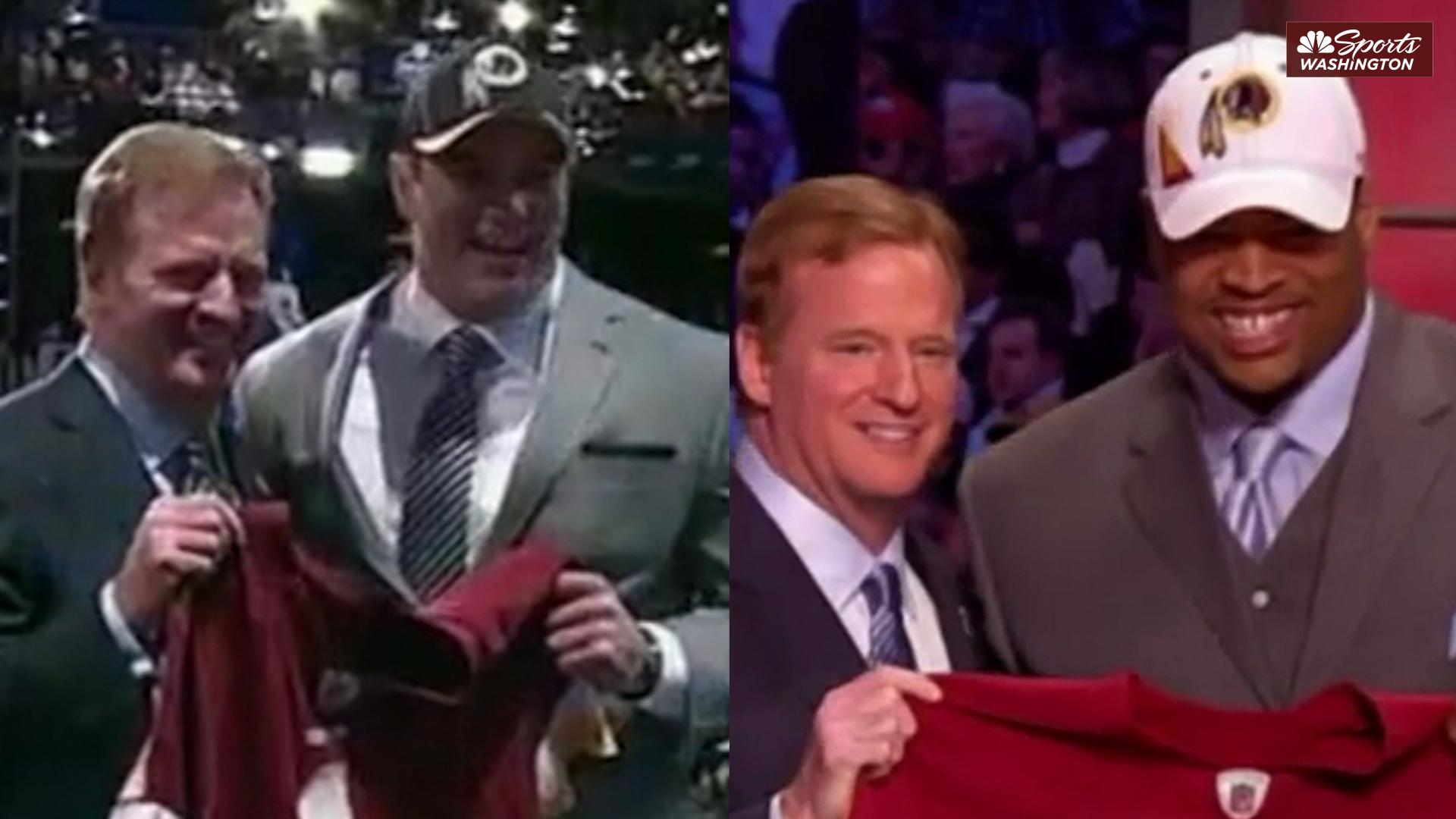 Redskins Draft Reactions: Celebrating Trent Williams and Ryan Kerrigan