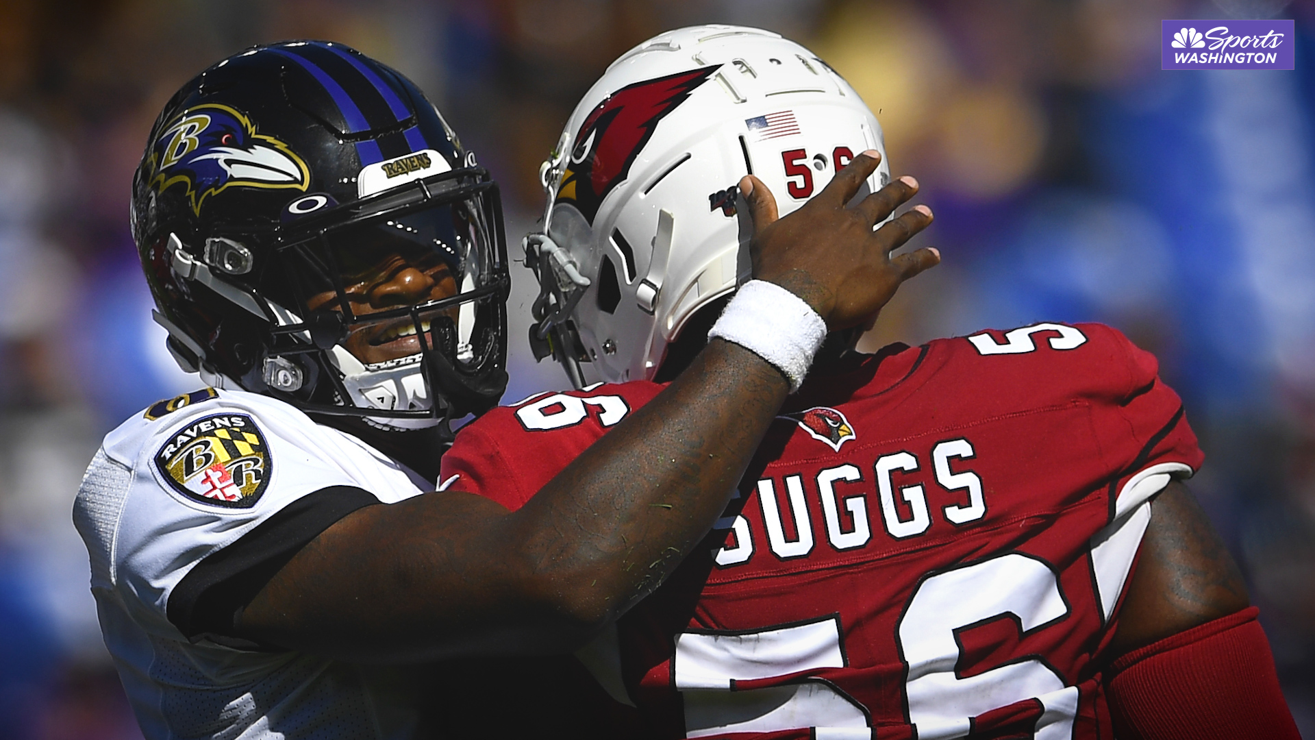 Harbaugh 'just loves' what Lamar Jackson brings to the game