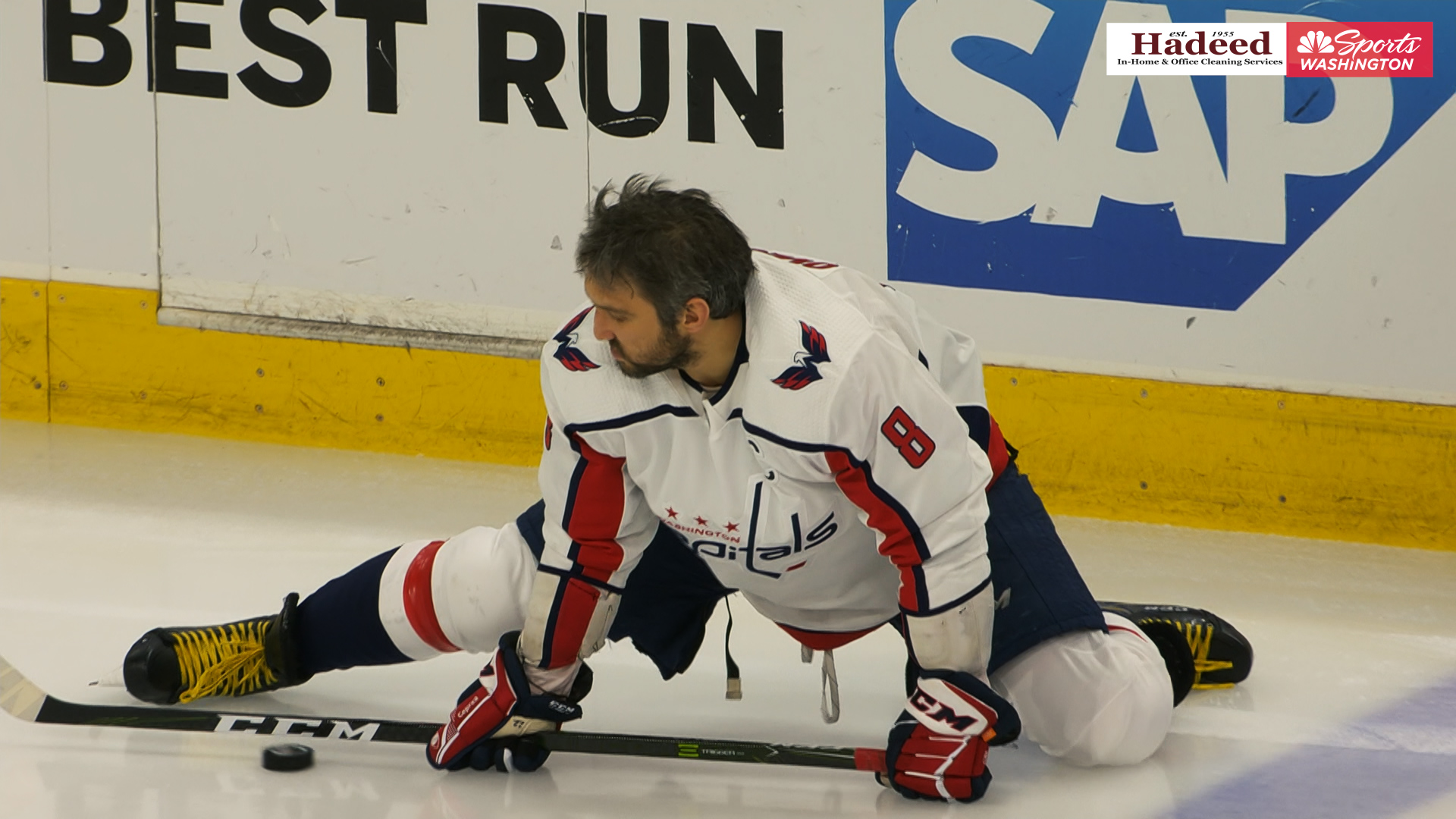 Players Cut: Alex Ovechkin shows fight in Game 6