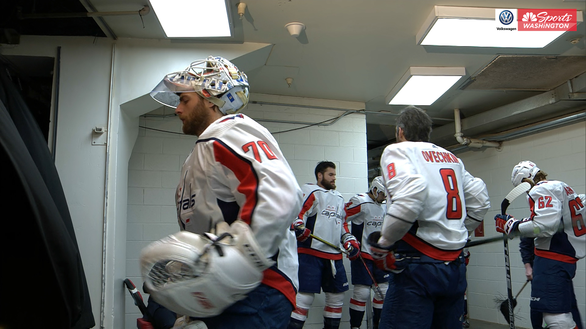 Pregame Rush: Capitals and Hurricanes head to Game 7 Wednesday night