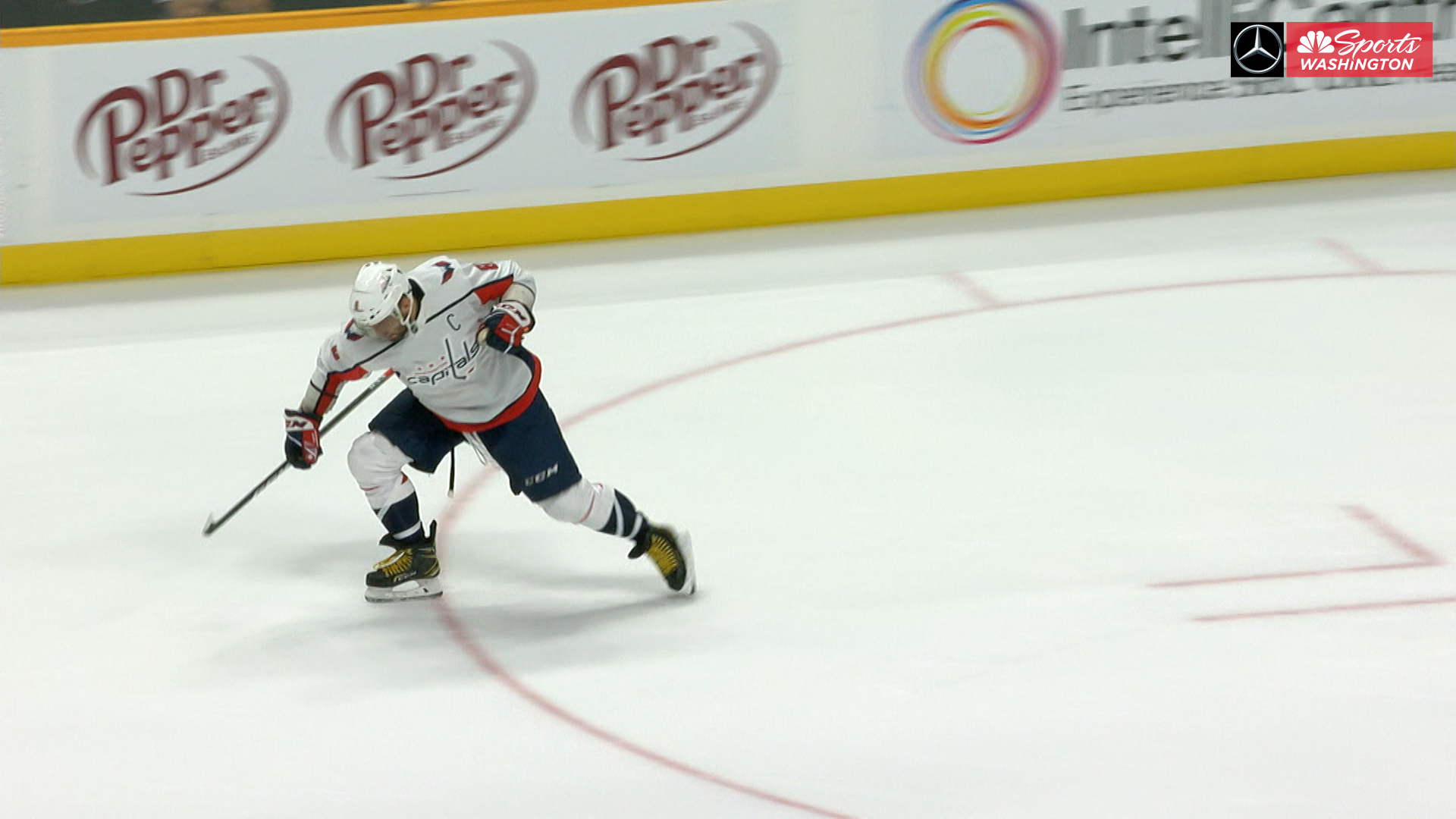 Alex Ovechkin's historic goal leads the Capitals' Top 5 Goals of the