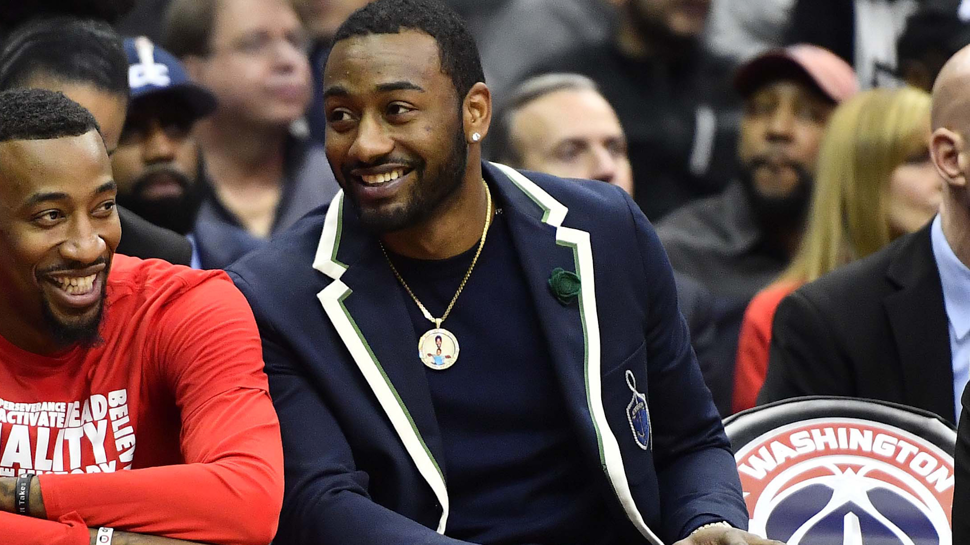 2019 NBA All-Stars send best wishes to John Wall during his recovery