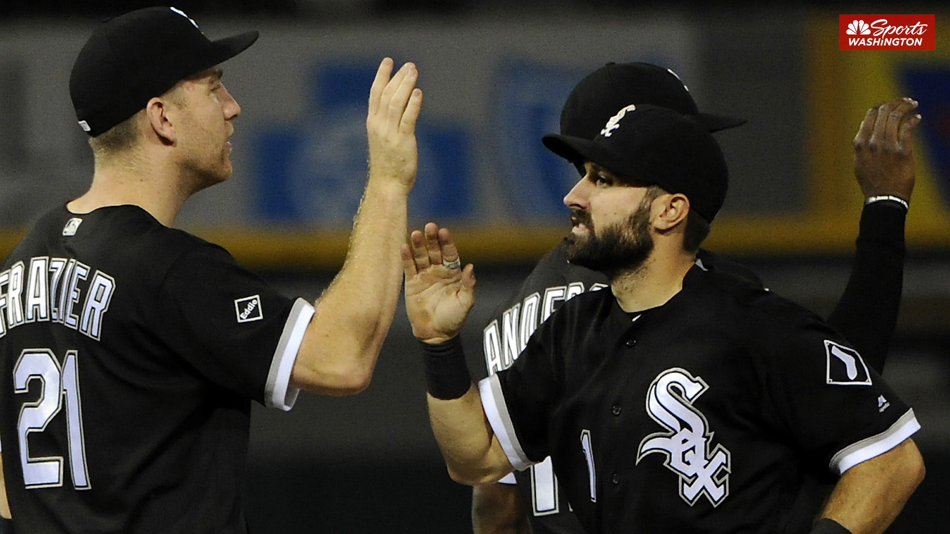 Beef between Adam Eaton and Todd Frazier escalates
