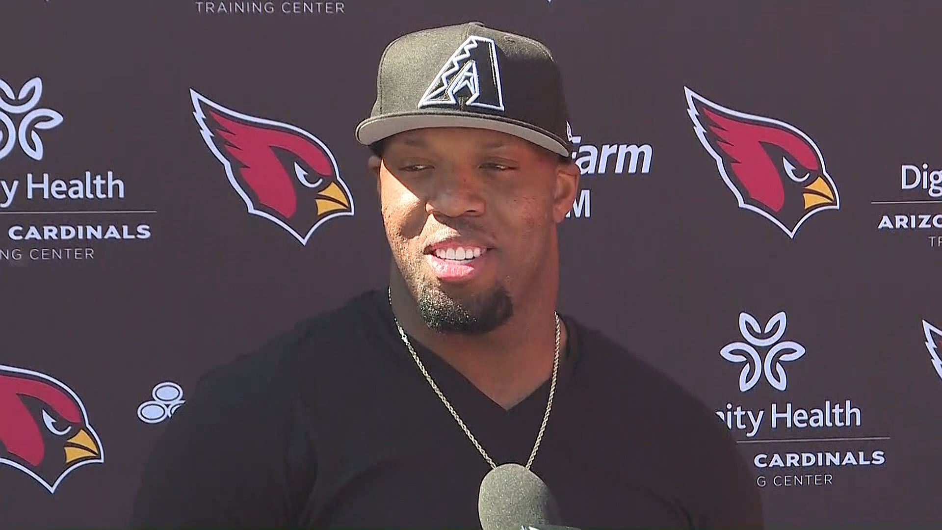 Terrell Suggs isn't sure how he'll be received by former team