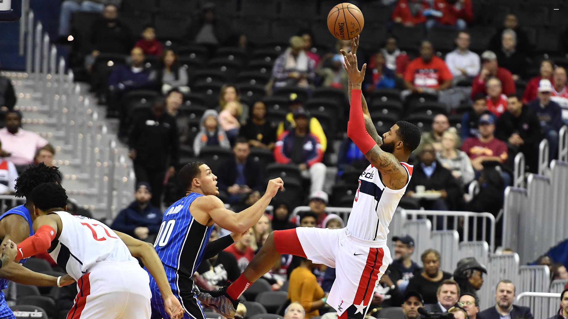 REWIND: Washington Wizards topple Orlando Magic for second win in a row