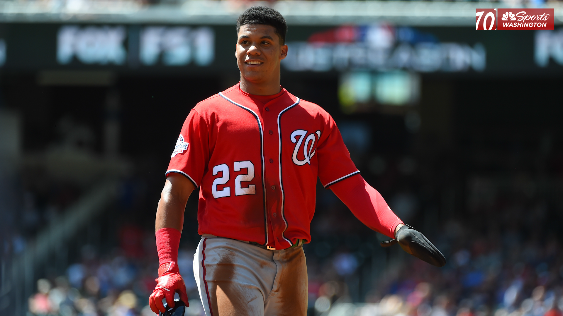 Why Nationals' Juan Soto's focusing on these 2 things at spring training