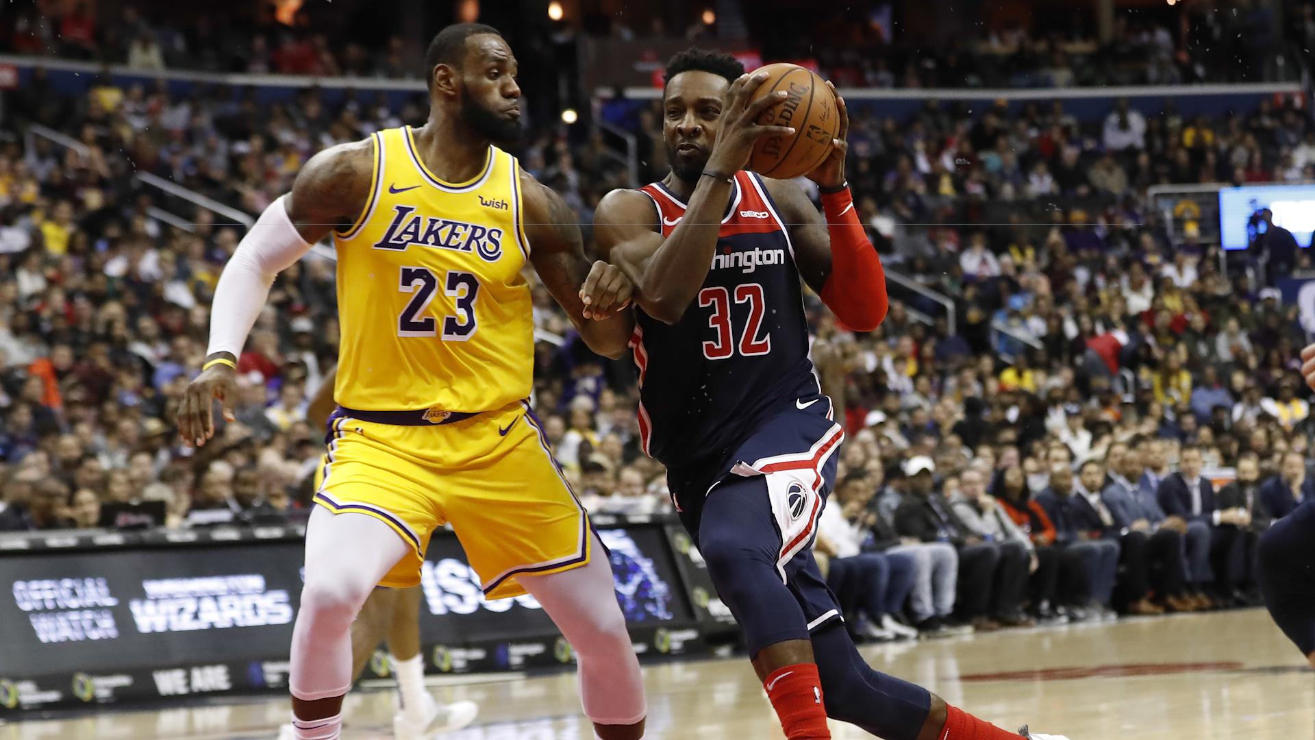 No Cali love: why Wizards MUST beat Lakers Tuesday