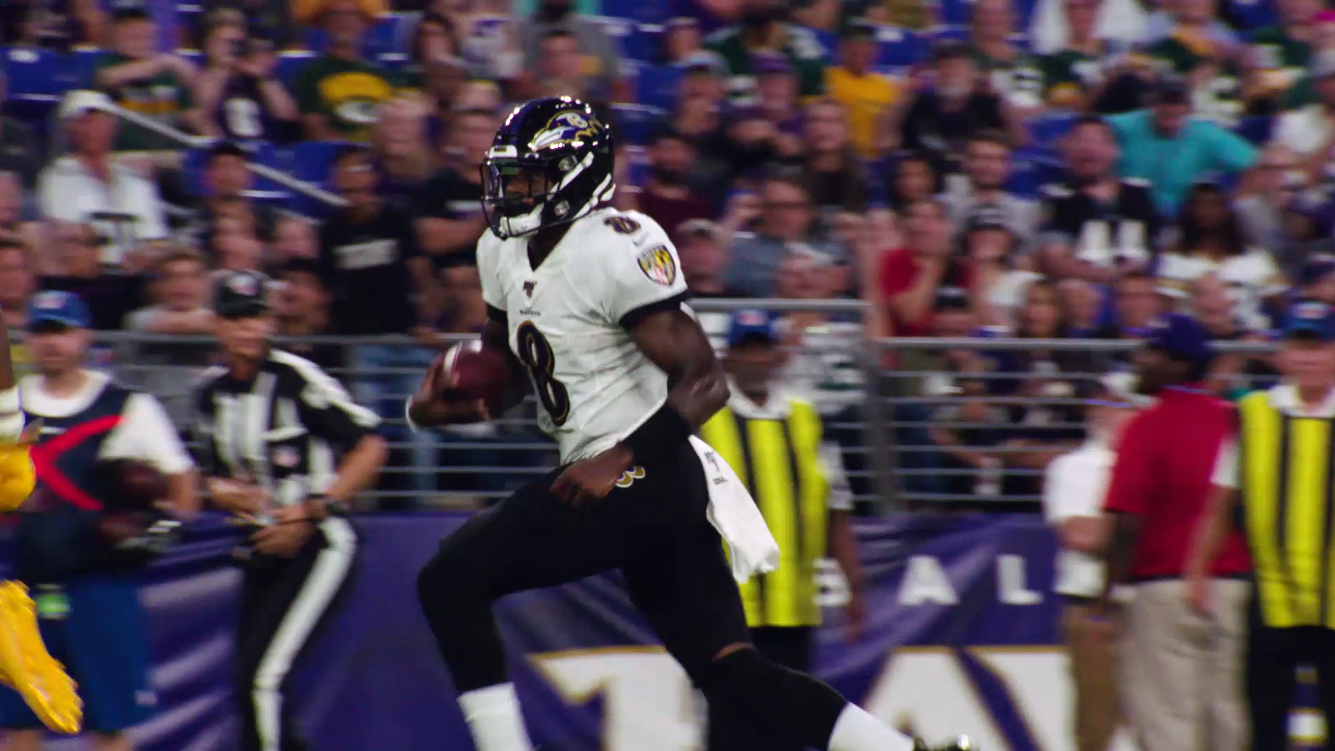 Ravens Final Drive: The impact of Lamar Jackson's TD run that didn't