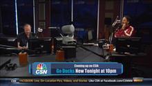 Popovich steamed about Zaza Pachulia closeout on Leonard | NBC