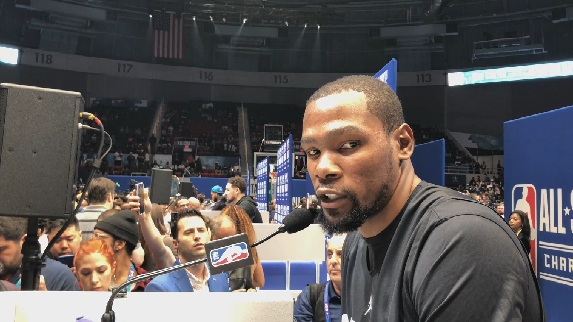 Durant, Wade, Giannis talk owning an NBA team