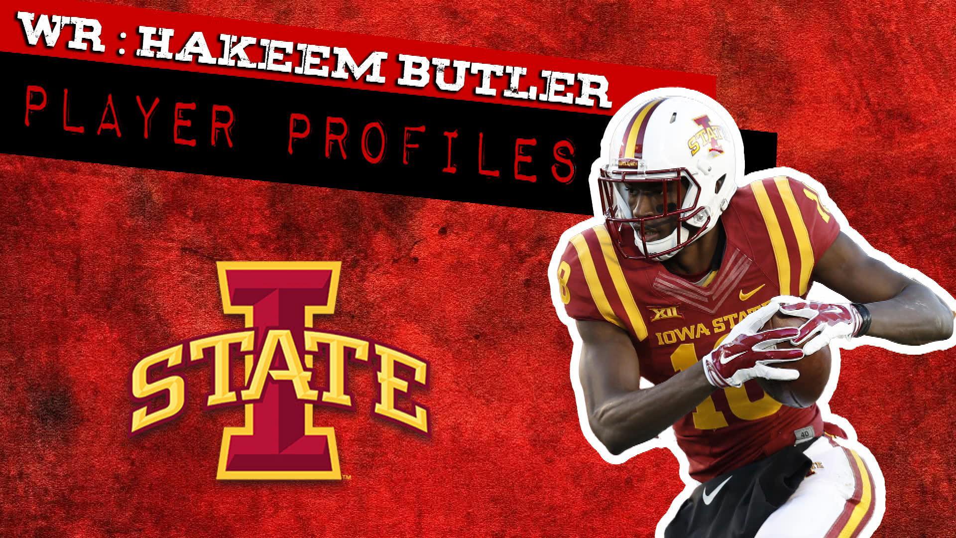 2019 NFL Draft profile: Hakeem Butler, Iowa State