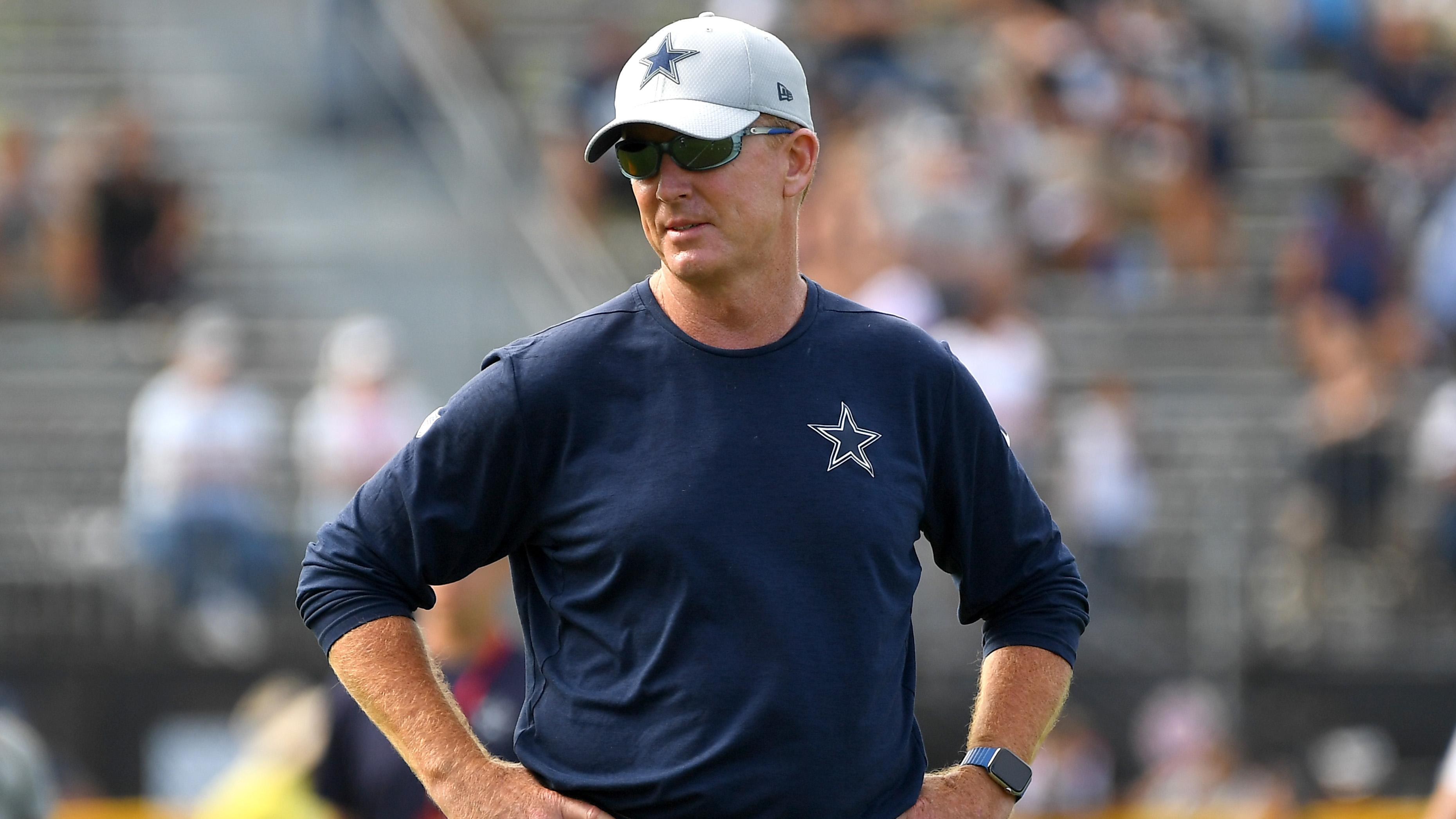 Cowboys' Jason Garrett on Ezekiel Elliott, Dak Prescott, Jason Witten