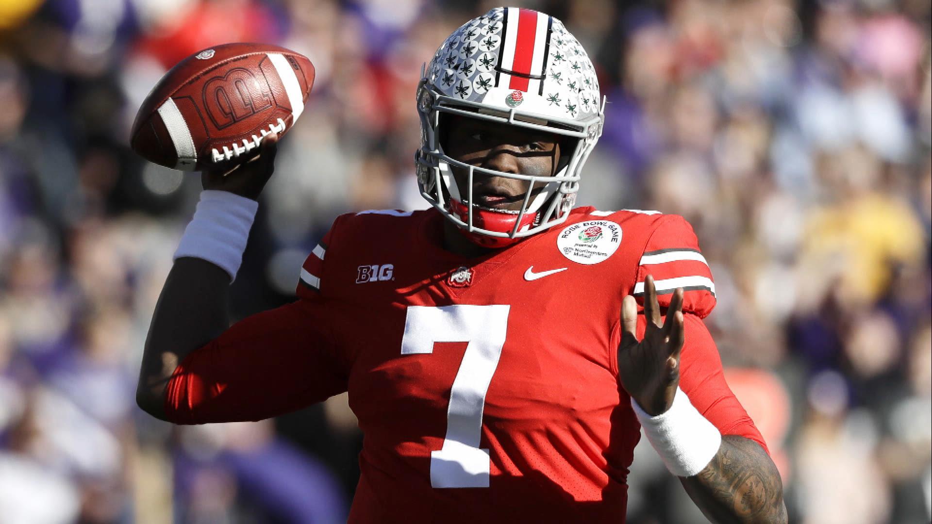 2019 NFL Draft: Is Dwayne Haskins the type of QB Jon Gruden wants?