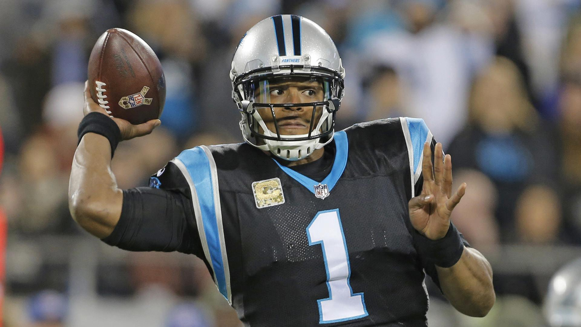 Panthers' Cam Newton can succeed with new throwing mechanics