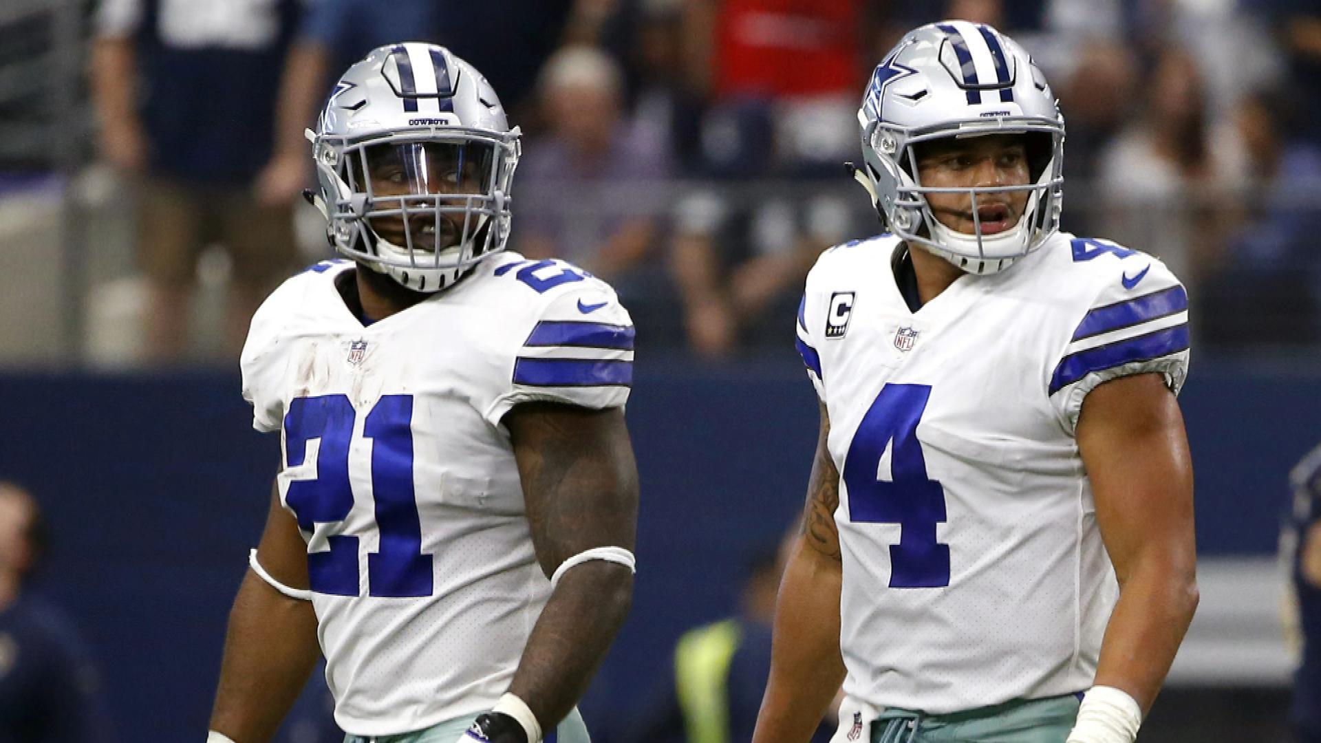 Dallas Cowboys failing to replicate 'Patriot Way'