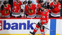 527a8082b4b Jonathan Toews  hat trick leads Blackahwks to win over Capitals