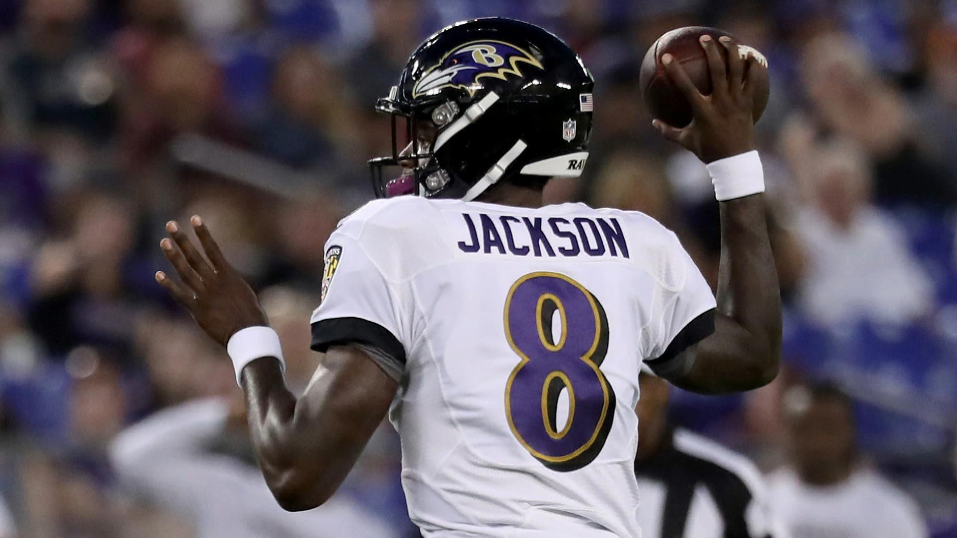 Baltimore Ravens face tough decision at QB with Joe Flacco, Lamar Jackson