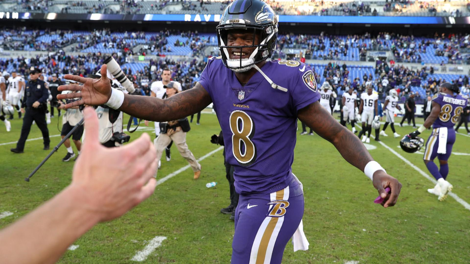 Lamar Jackson's development is key to Ravens retaining AFC North crown