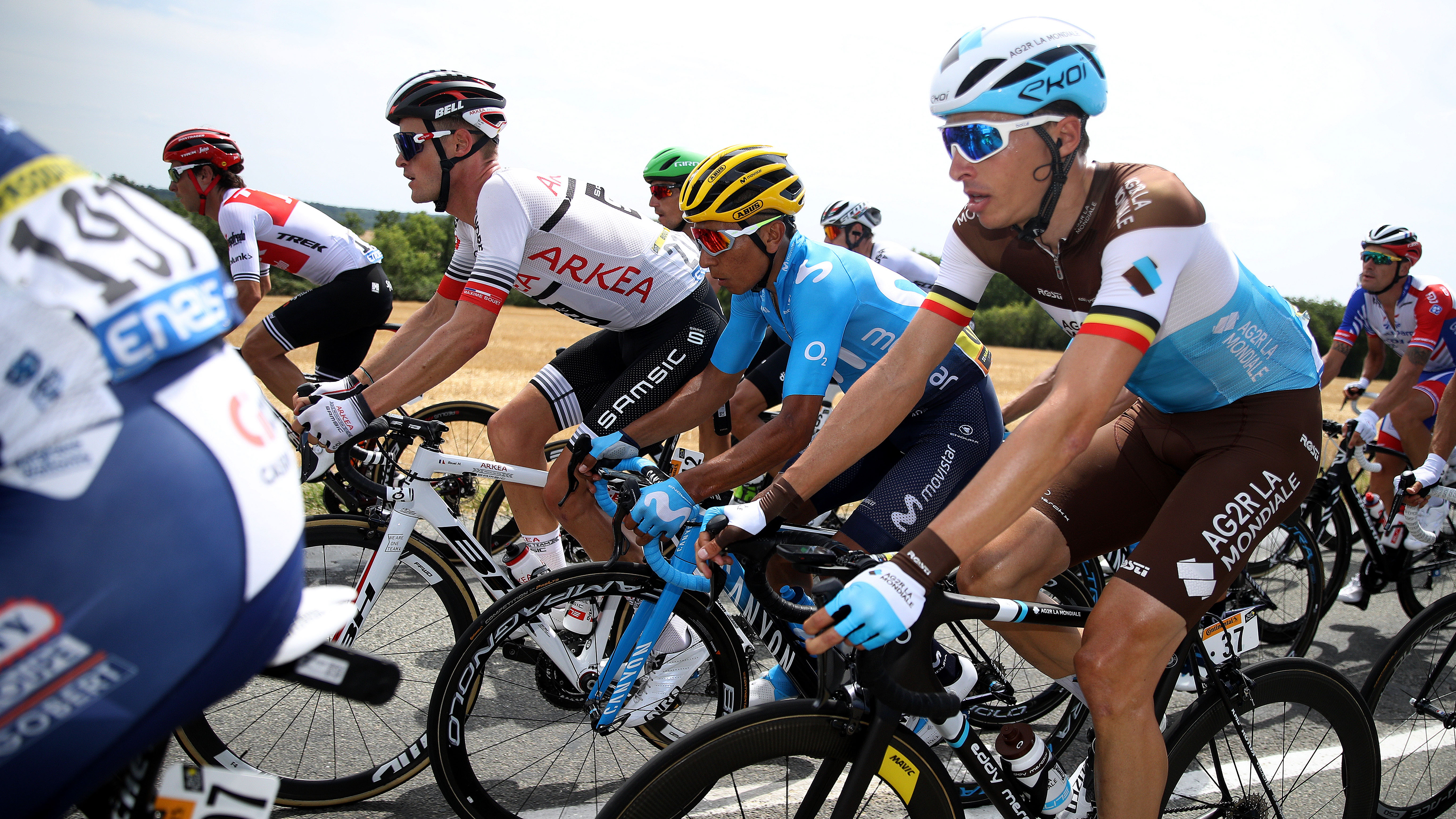 11 >> 2019 Tour De France Stage 11 Extended Highlights Nbc Sports