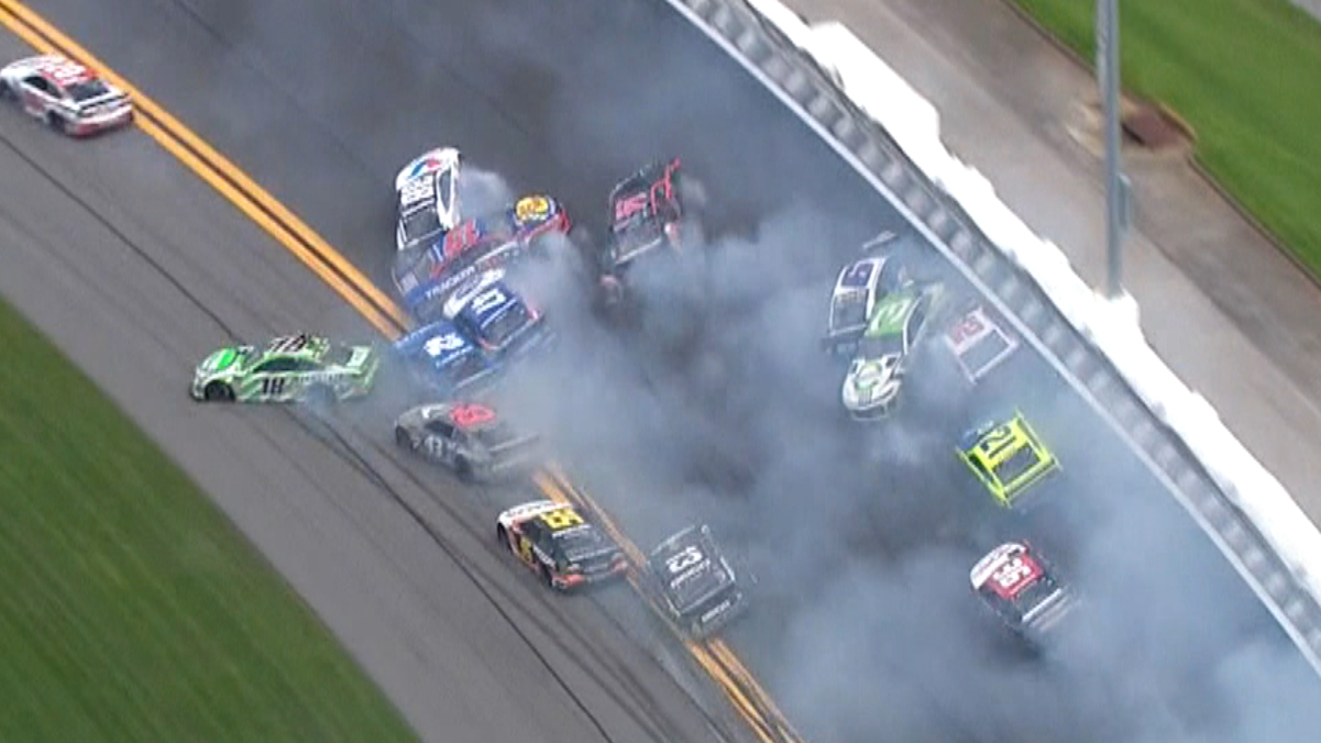 Austin Dillon, Clint Bowyer wreck was turning point in Daytona Cup