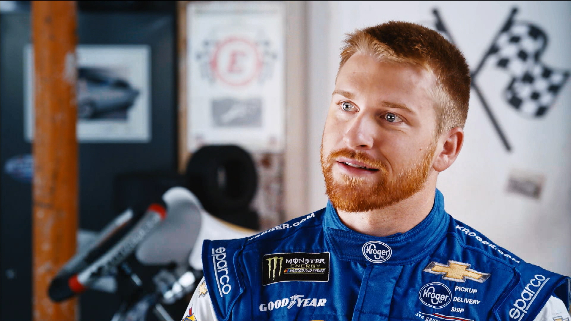 NASCAR Grassroots Racing Tour: Chris Buescher grows up racing in Texas