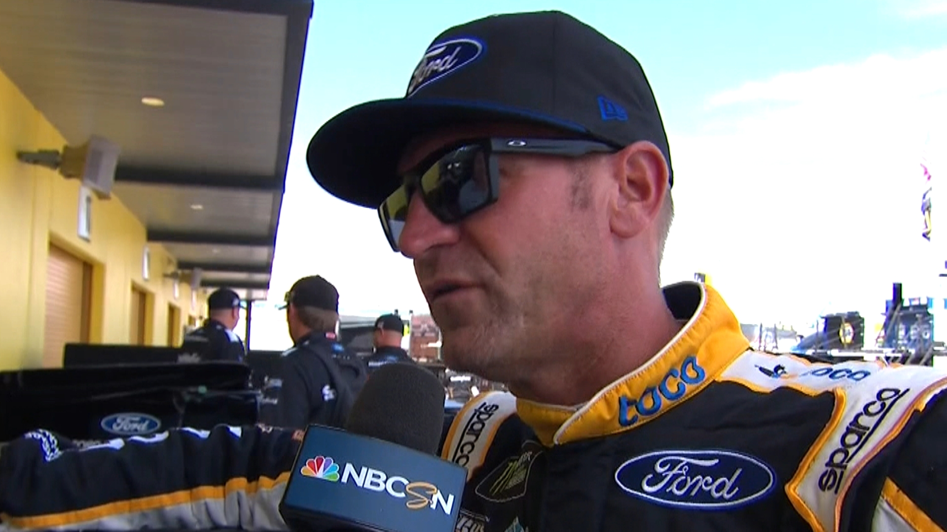 Clint Bowyer achieves third career pole in Monster Energy NASCAR