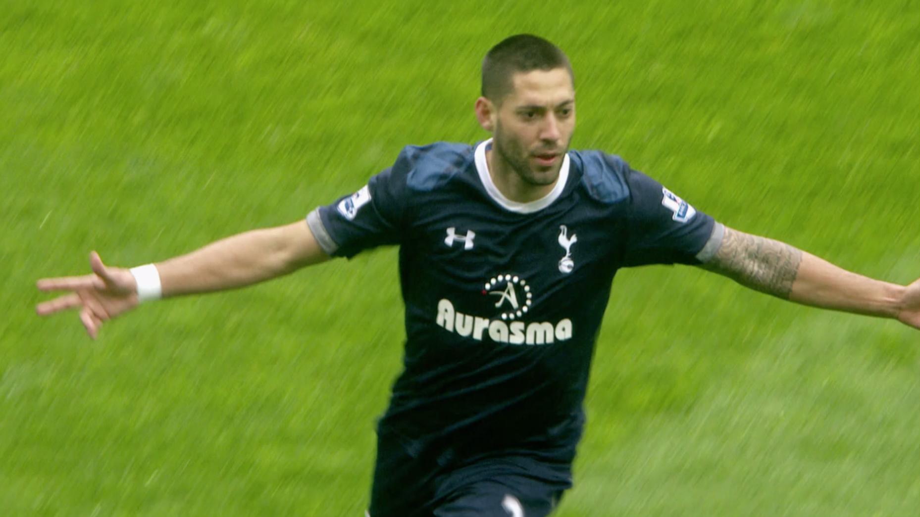Clint Dempsey's top five Premier League goals