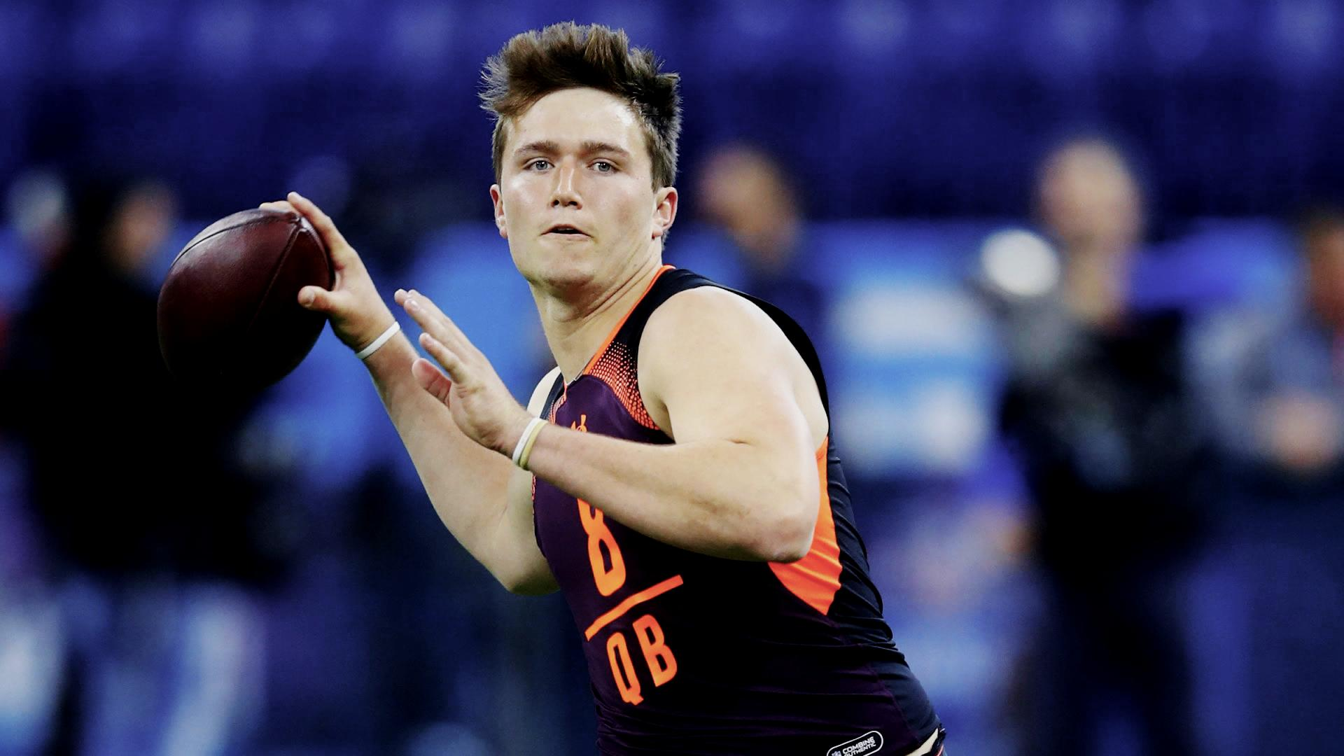 Best of PFT: Cardinals, Giants keep everyone guessing ahead of NFL draft