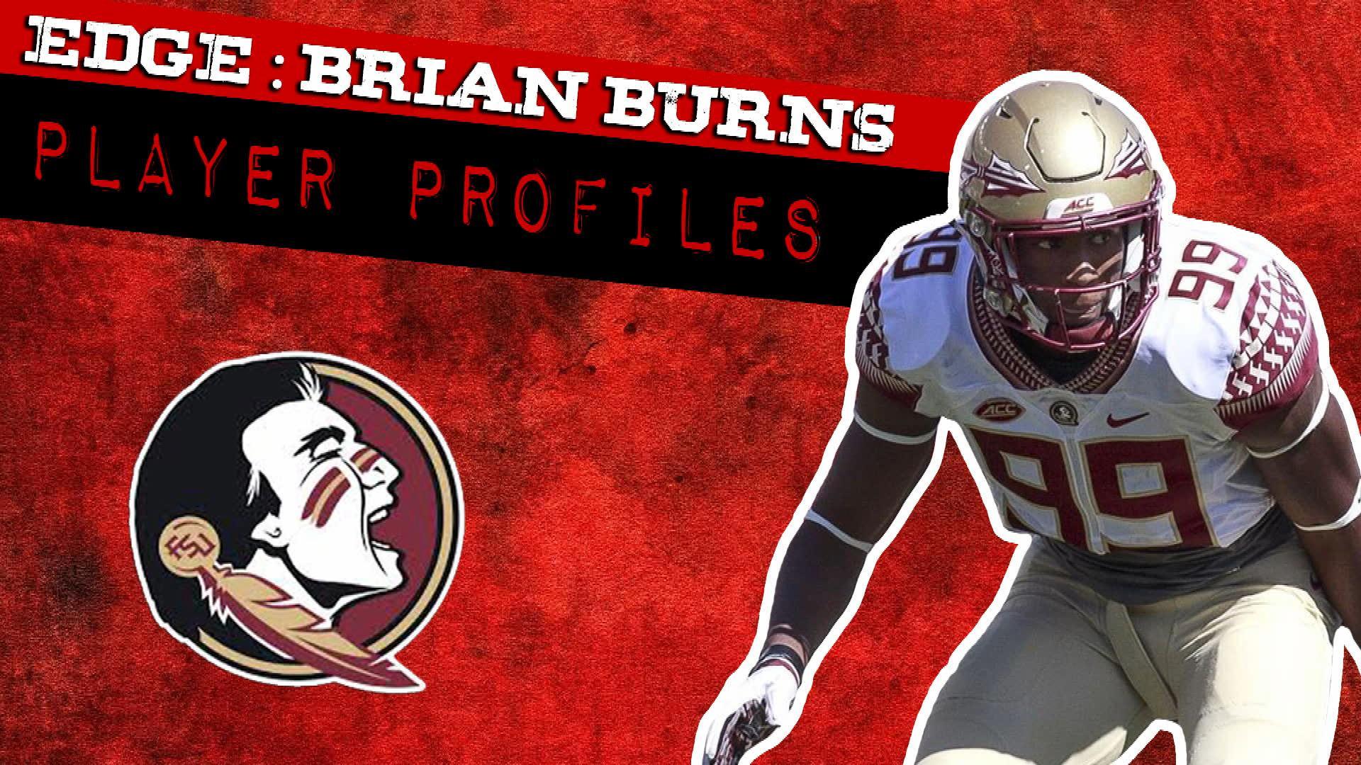 2019 NFL Draft profile: Brian Burns, Florida State