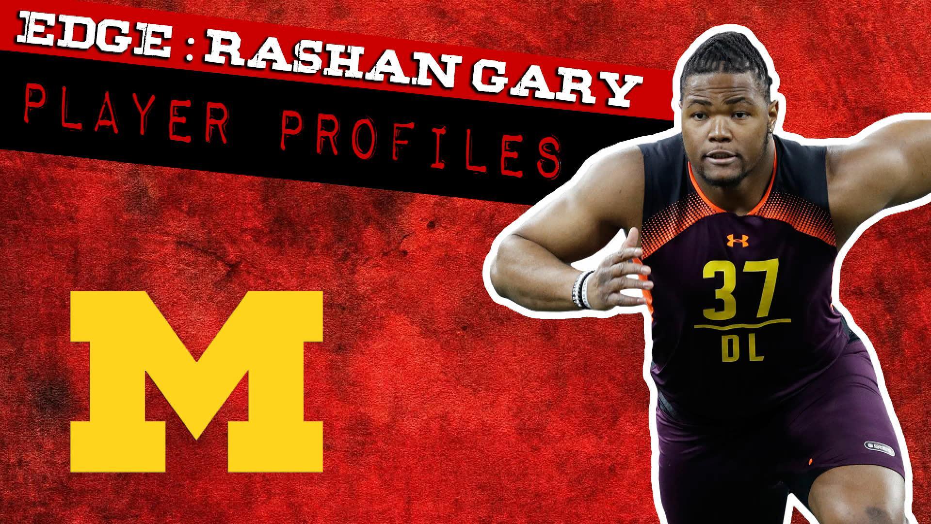 2019 NFL Draft profile: Rashan Gary, Michigan